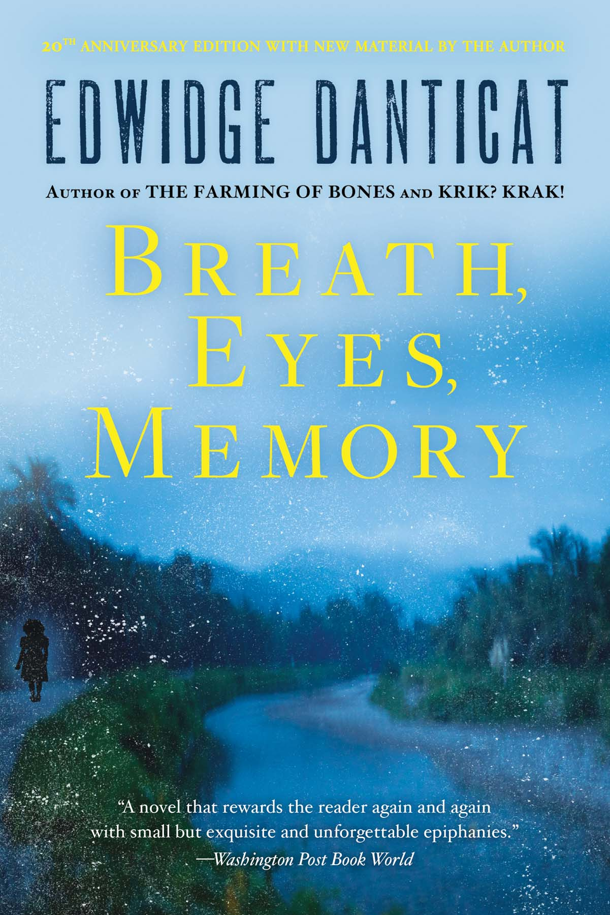 Breath, Eyes, MemoryBy EDWIDGE DANTICATcr: Soho Press