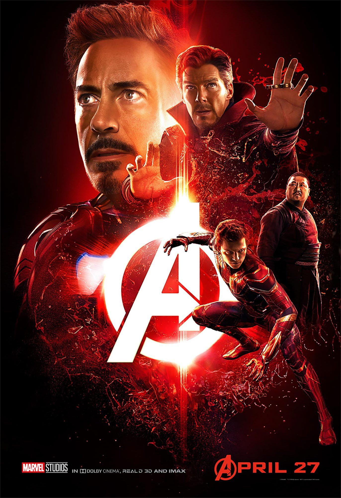 Avengers posters CR: Marvel Studios