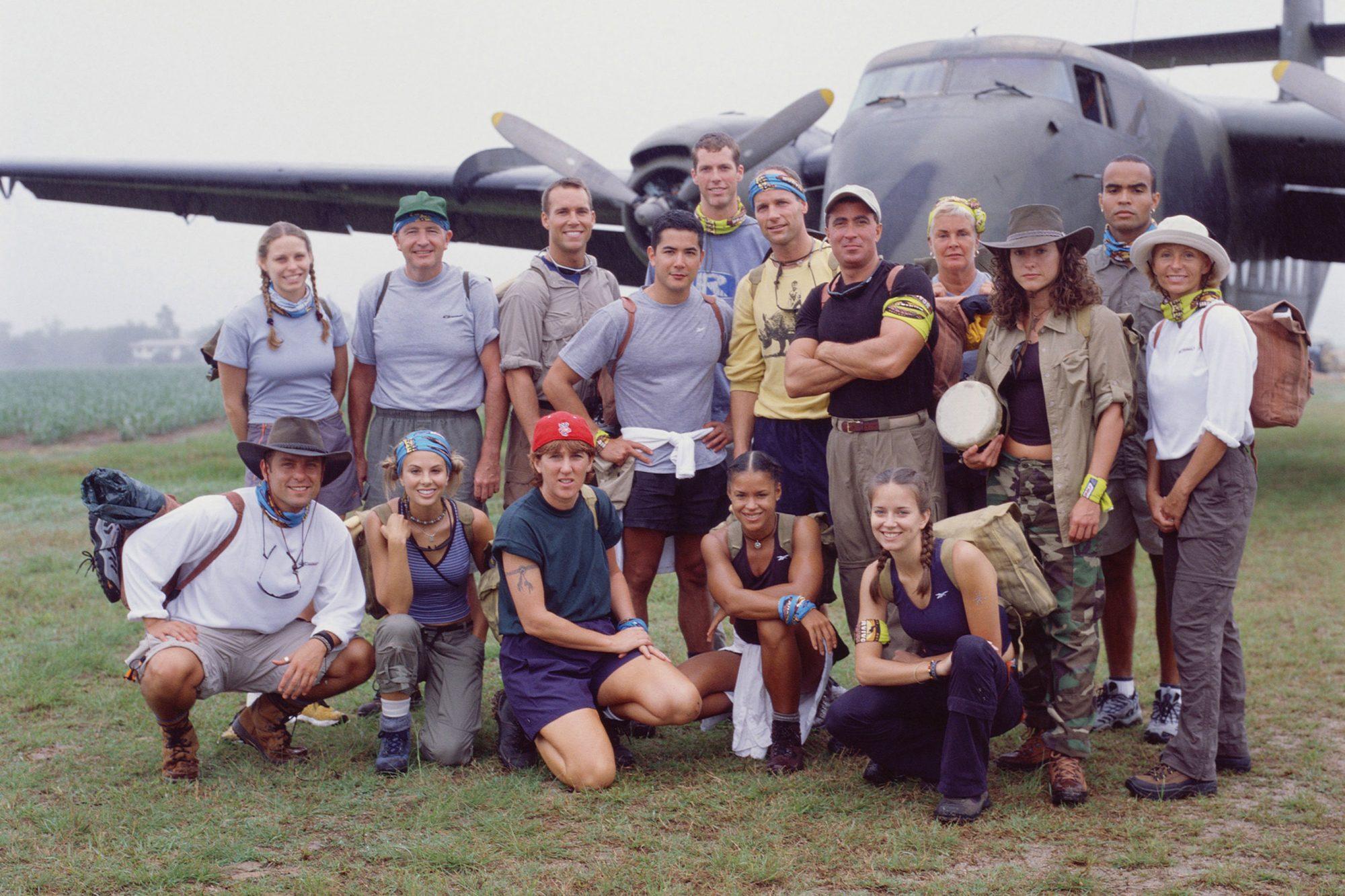 Portrait Of 'Survivor:The Australian Outback' Cast