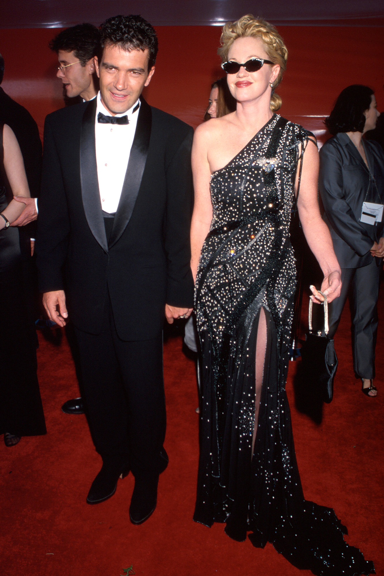 Melanie Griffith;Antonio Banderas [& Wife #2]