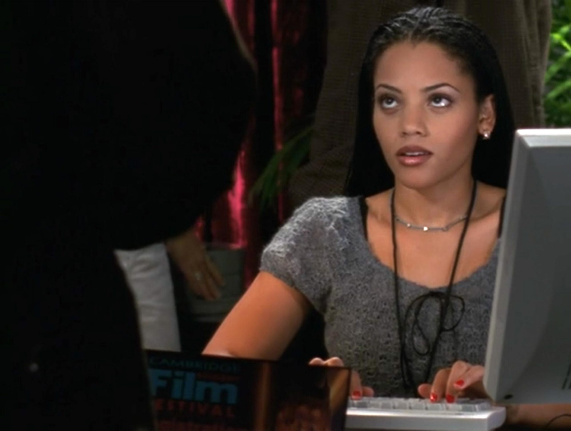 Bianca Lawson: Nikki Green, Season 3