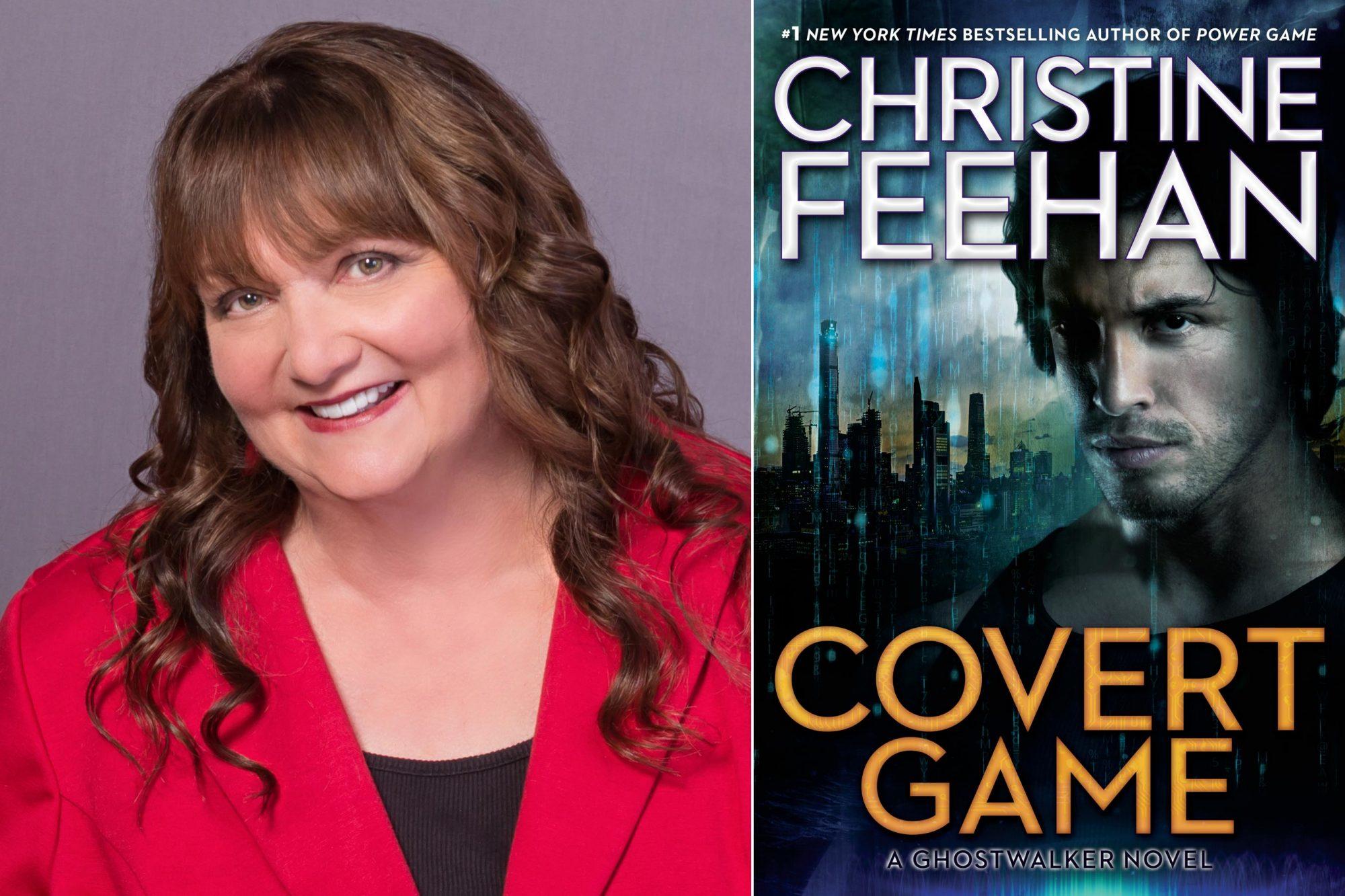 Christine-Feehan