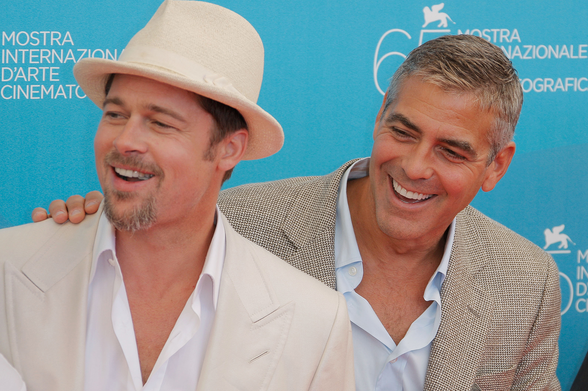 """65th Venice Film Festival - """"Burn After Reading"""" - Photocall"""
