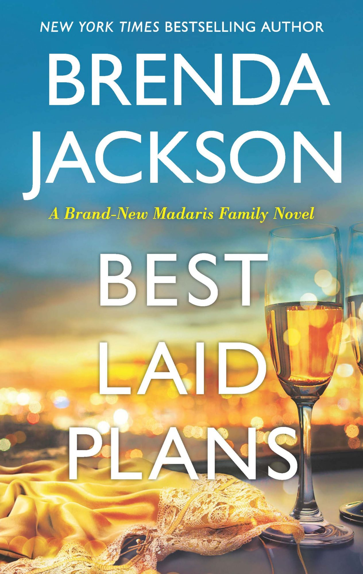 cover_BEST LAID PLANS by Brenda Jackson