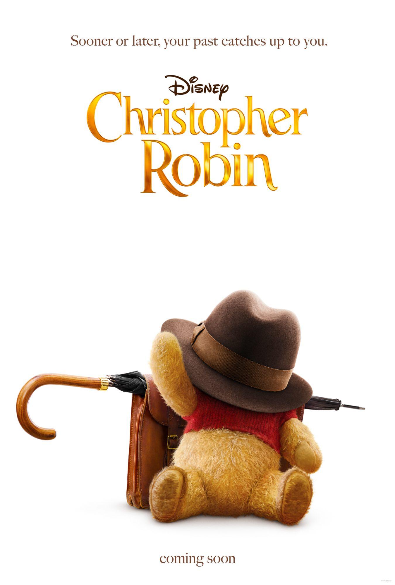 Christopher Robin teaser poster