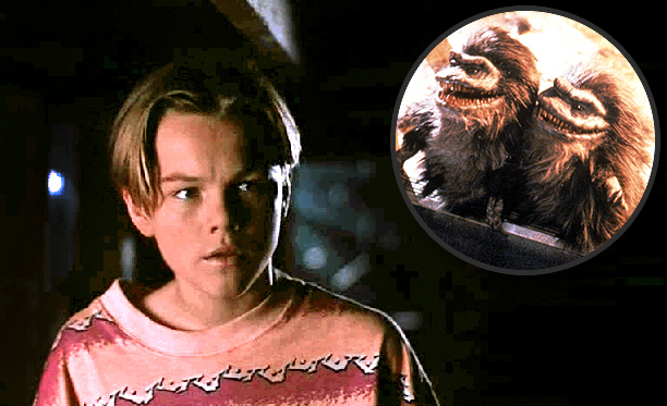 Leonardo DiCaprio | It's Critters 3 — we really can't rank it much higher.