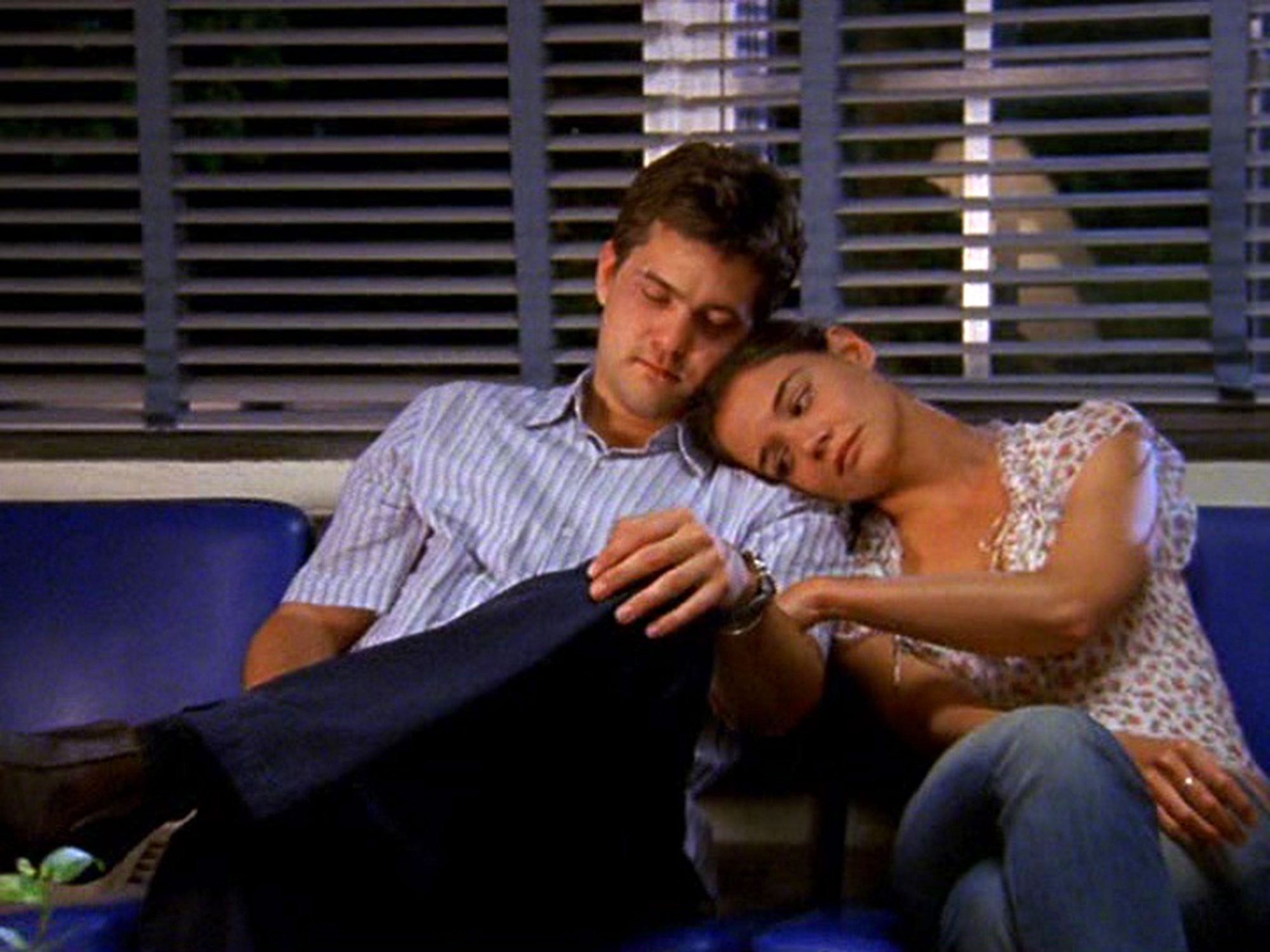Dawson's Creek Joey Pacey Joshua Jackson Katie Holmes...Must Come to an End