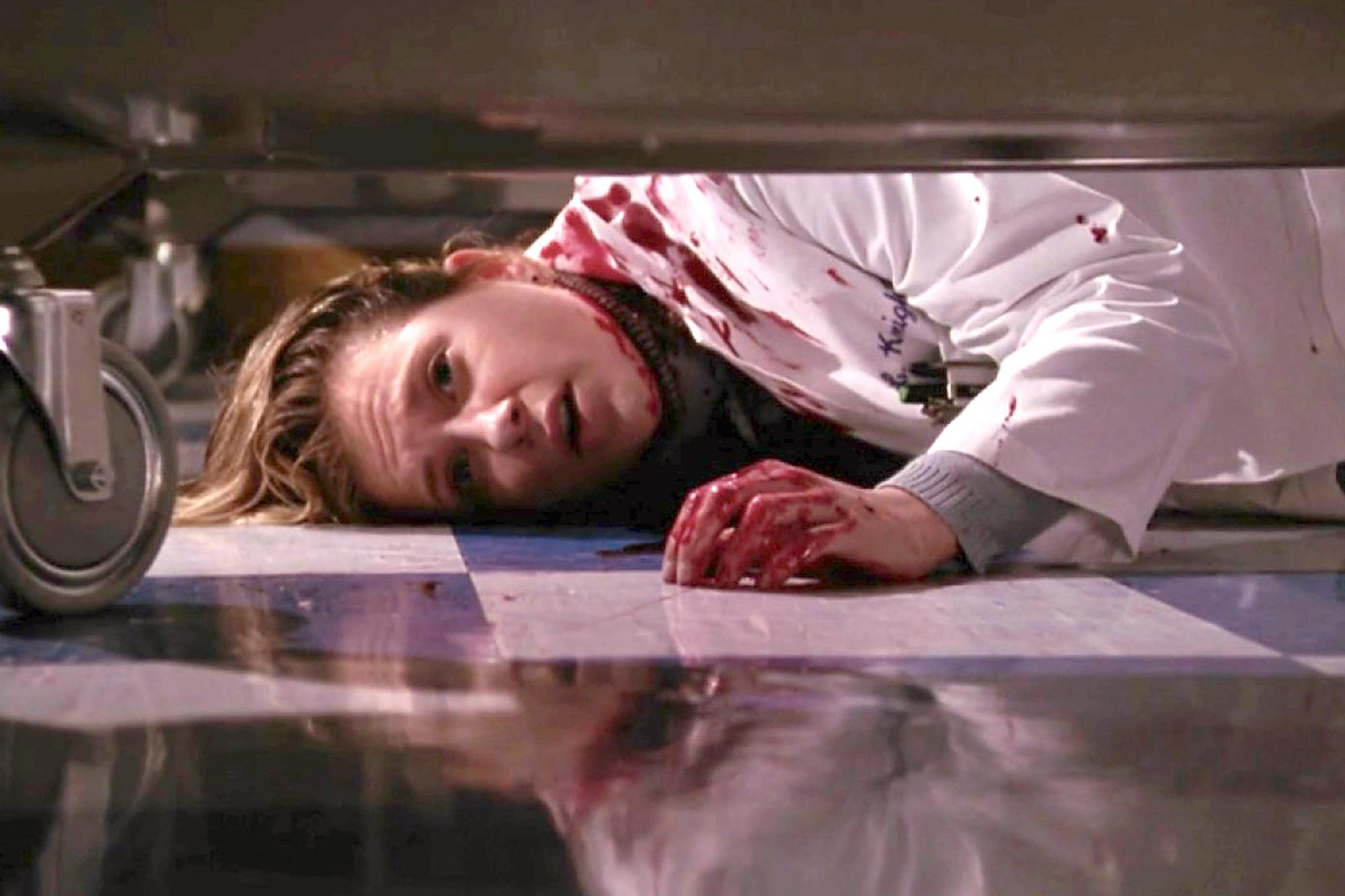 "ER""Be Still My Heart""Pictured: Kellie Martin as Lucy Knight. FRAMEGRAB"