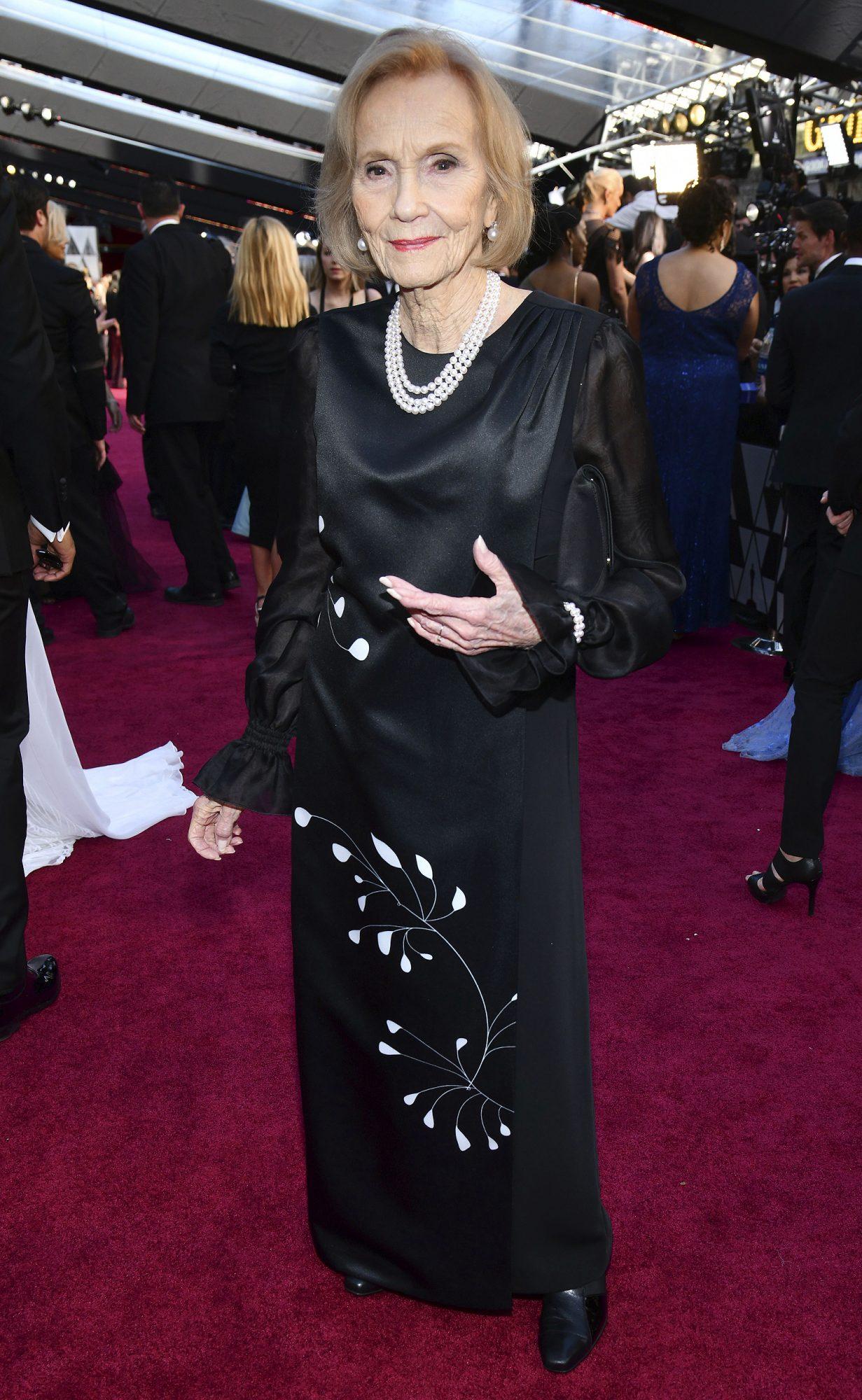 90th Academy Awards - Red Carpet, Los Angeles, USA - 04 Mar 2018