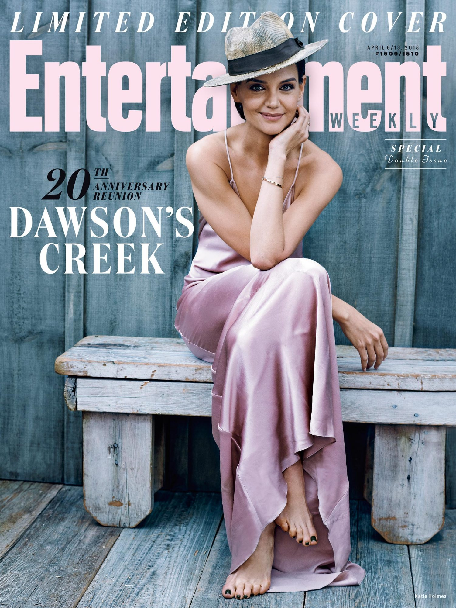 Katie Holmes cover