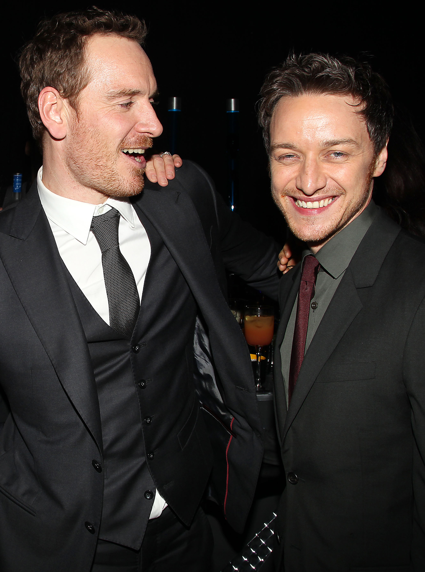 'X-Men: Days of Future Past' film premiere after party, New York, America - 10 May 2014