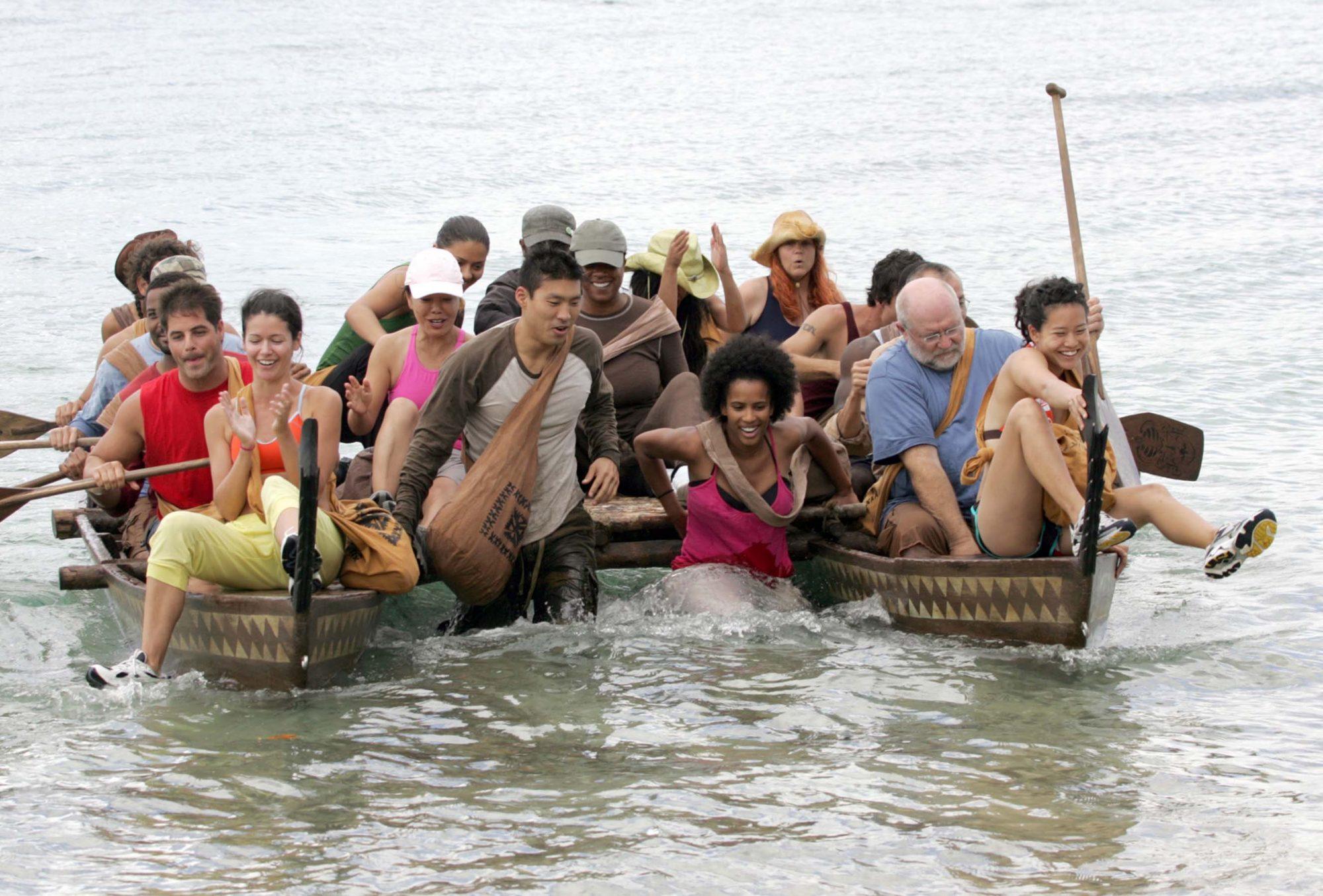 28. Survivor: FijiSeason 14Winner: Earl Cole