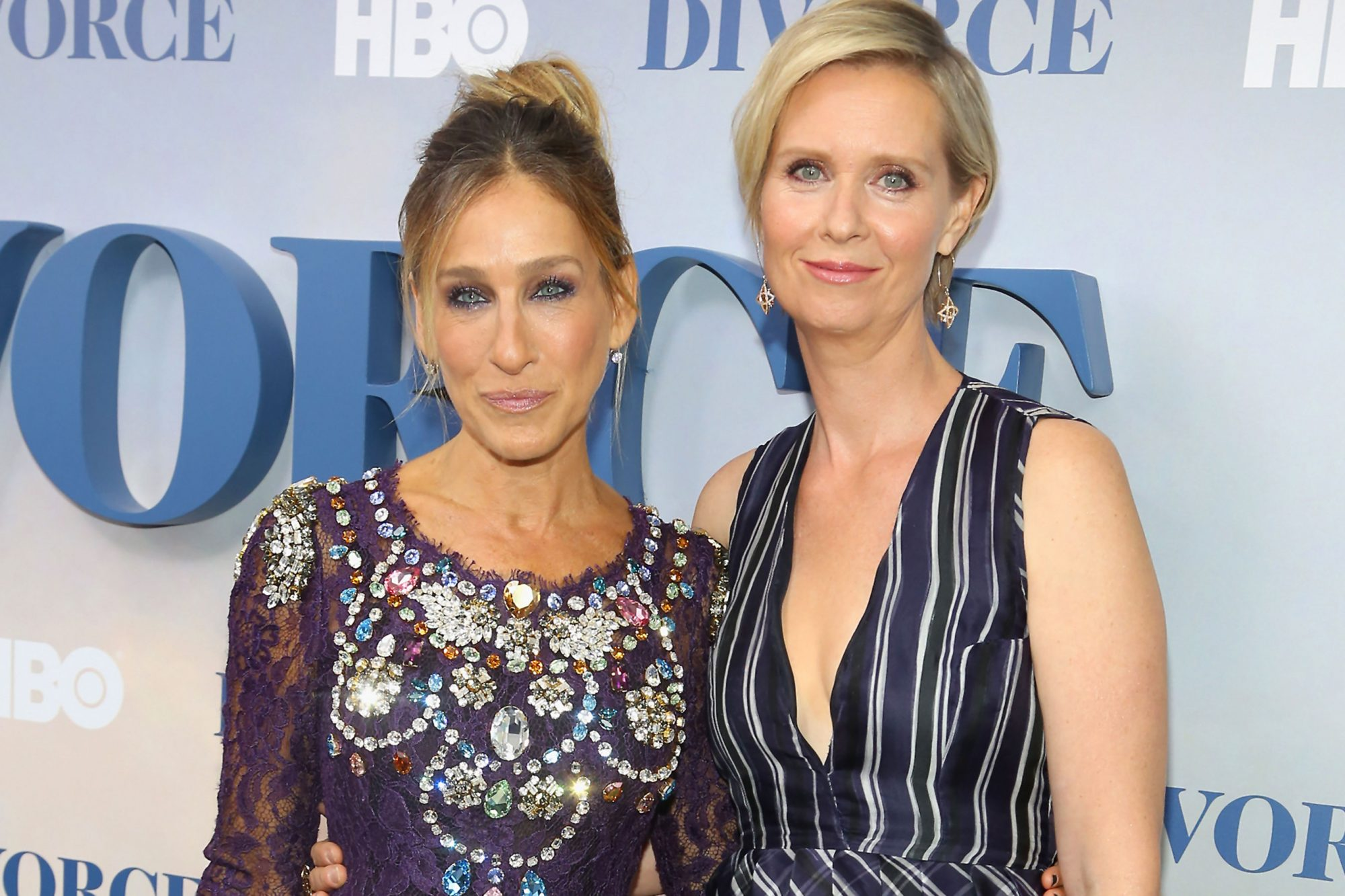 "HBO Presents the New York Red Carpet Premiere of ""Divorce"""