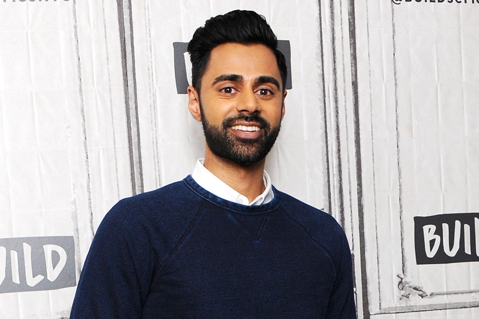 "Build Presents Hasan Minhaj Discussing His New Netflix Special ""Hasan Minhaj: Homecoming King"""