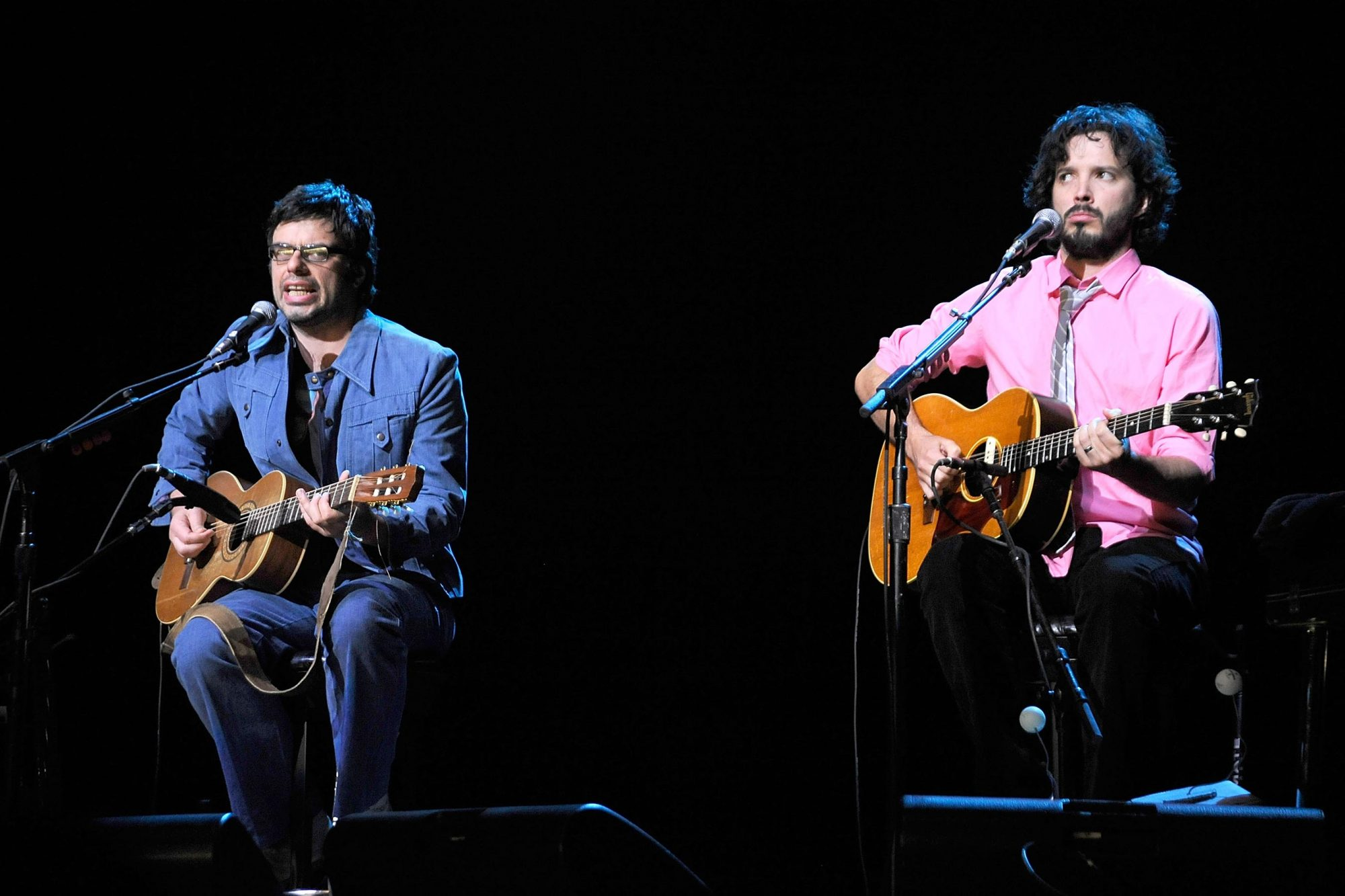 Flight Of The Conchords In Concert At Radio City Music Hall - April 14,