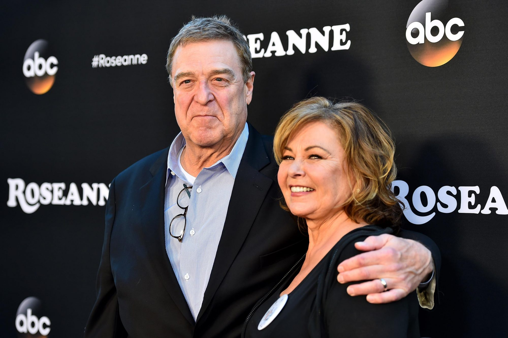 """Premiere Of ABC's """"Roseanne"""" - Arrivals"""
