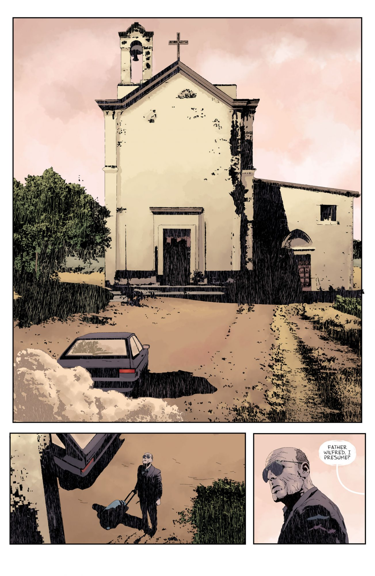 Gideon Falls by Jeff LemireCredit: Image Comics