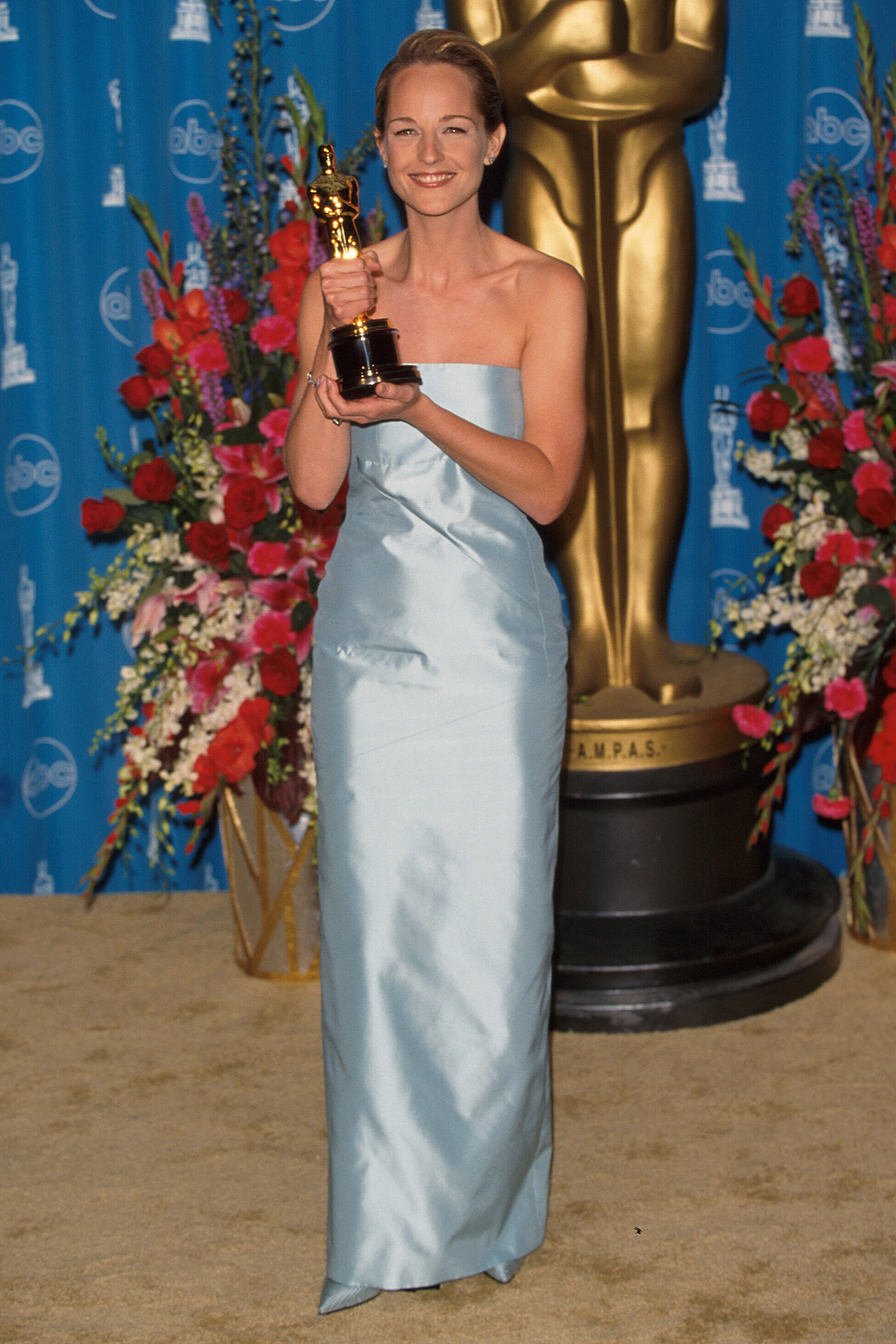 Best Actress winner Helen Hunt (As Good as It Gets)