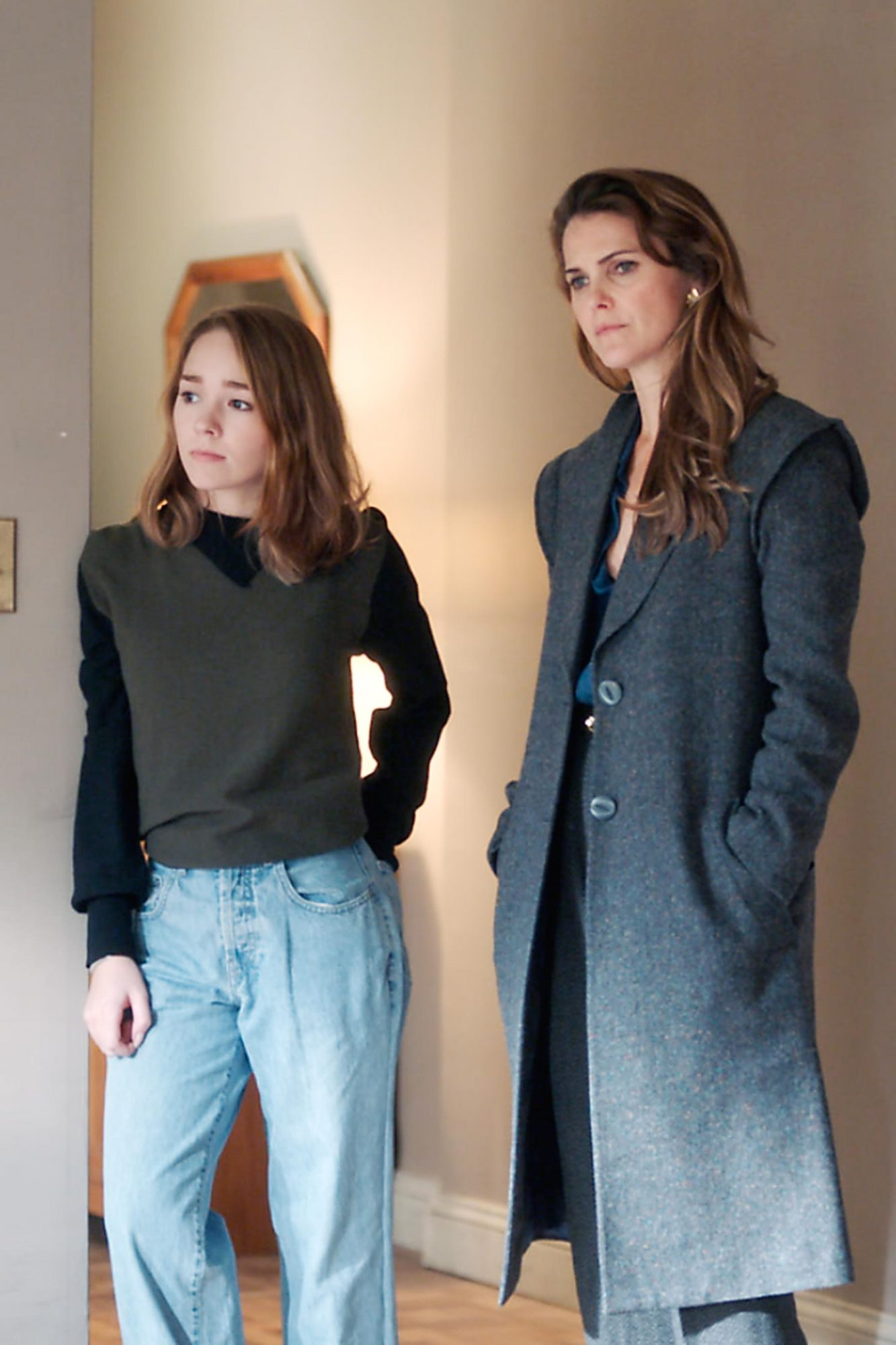 The AmericansPictured: Holly Taylor, Keri Russell