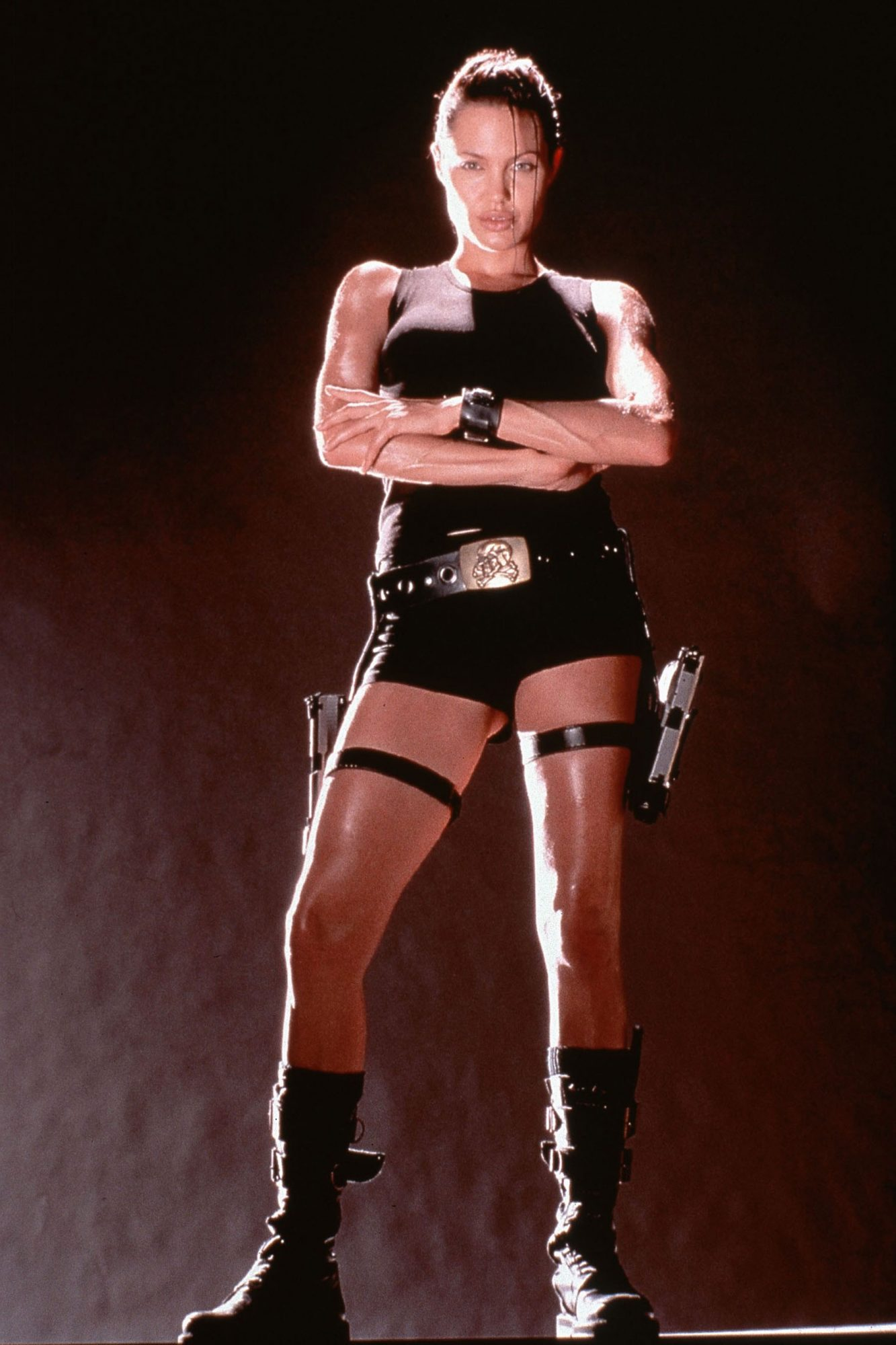 LARA CROFT: TOMB RAIDER (US/BR/GER/JAP 2001) ANGELINA JOLIE