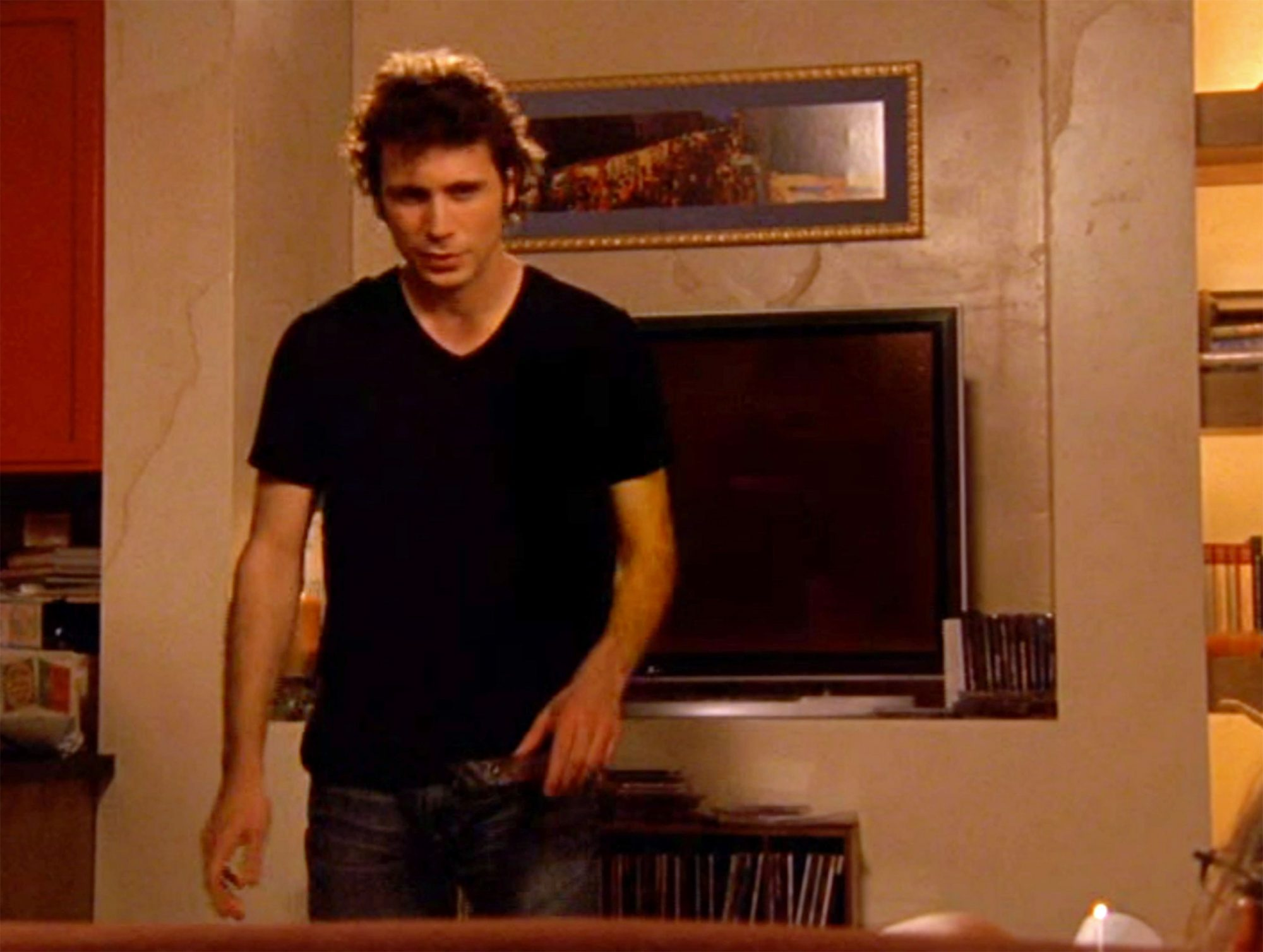 Jeremy Sisto: Christopher, Season 6