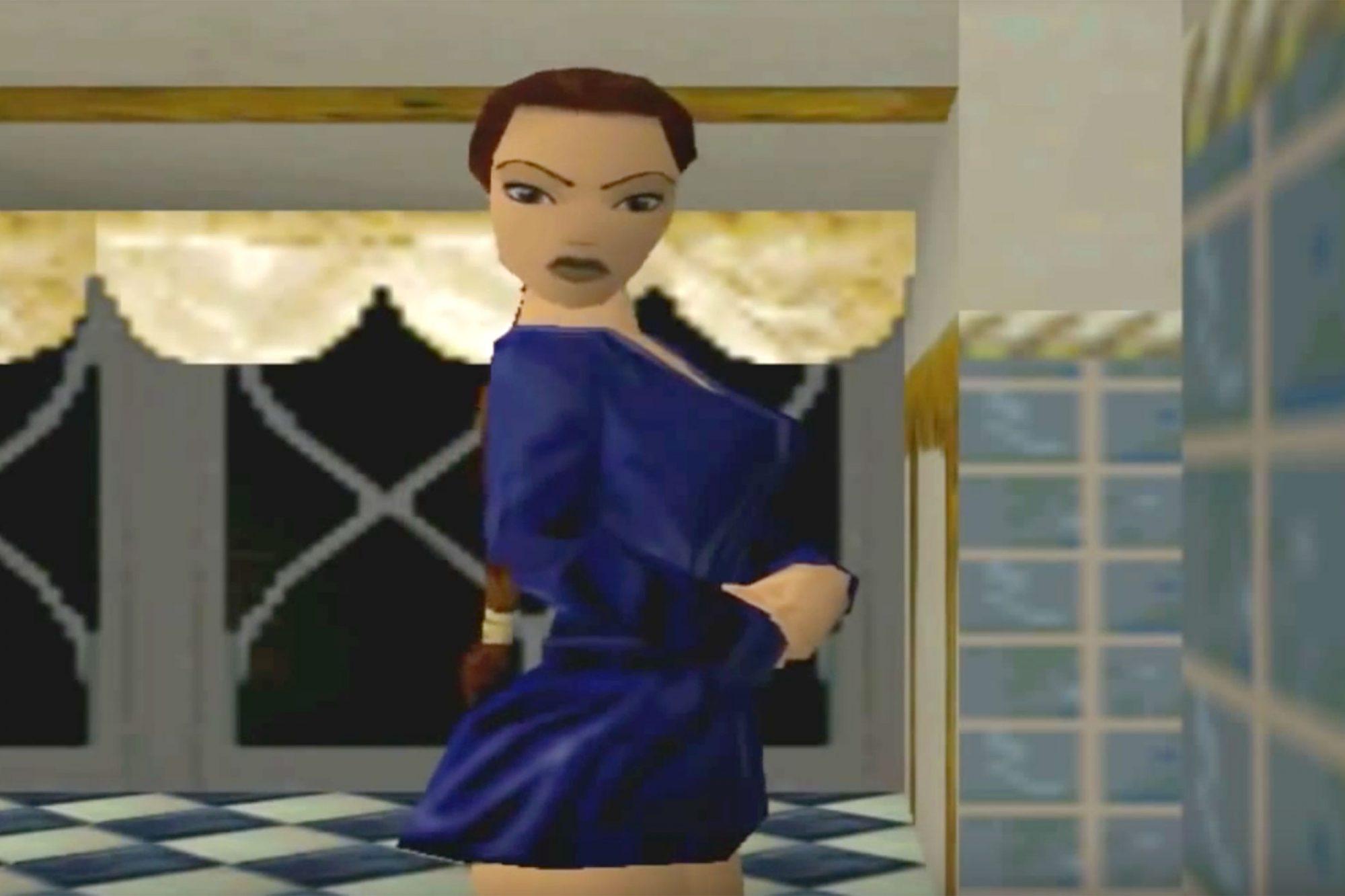 Tomb Raider The Evolution Of Lara Croft Ew Com