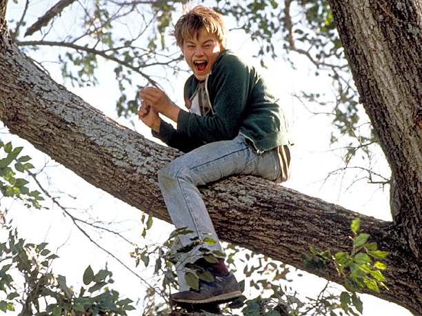 Leonardo DiCaprio, What's Eating Gilbert Grape | Leo earned his first Oscar nomination for his sweet and sensitive portrayal of the mentally challenged Arnie Grape.