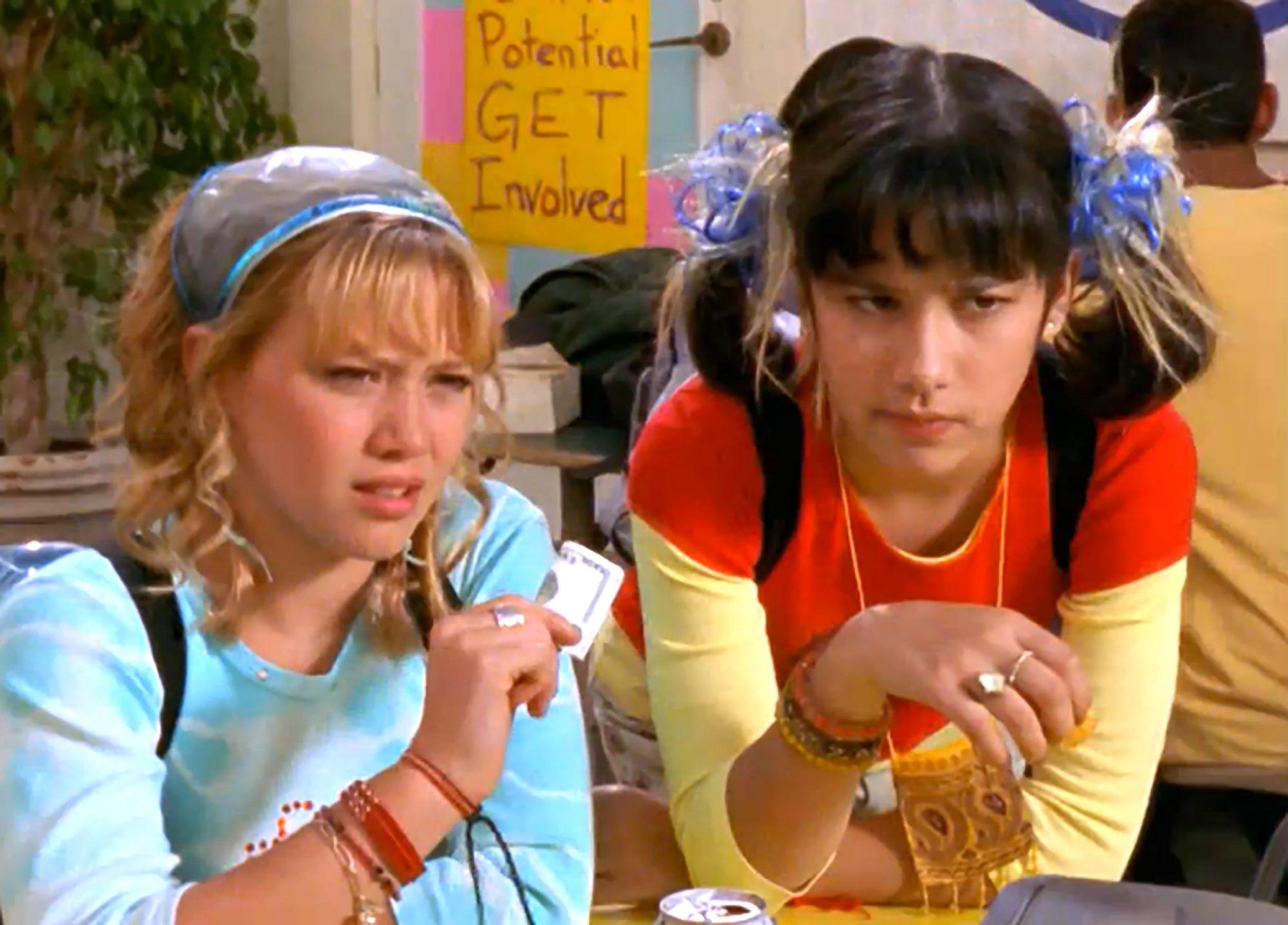 Lizzie Mcguire (screen grab) CR: Disney Channel