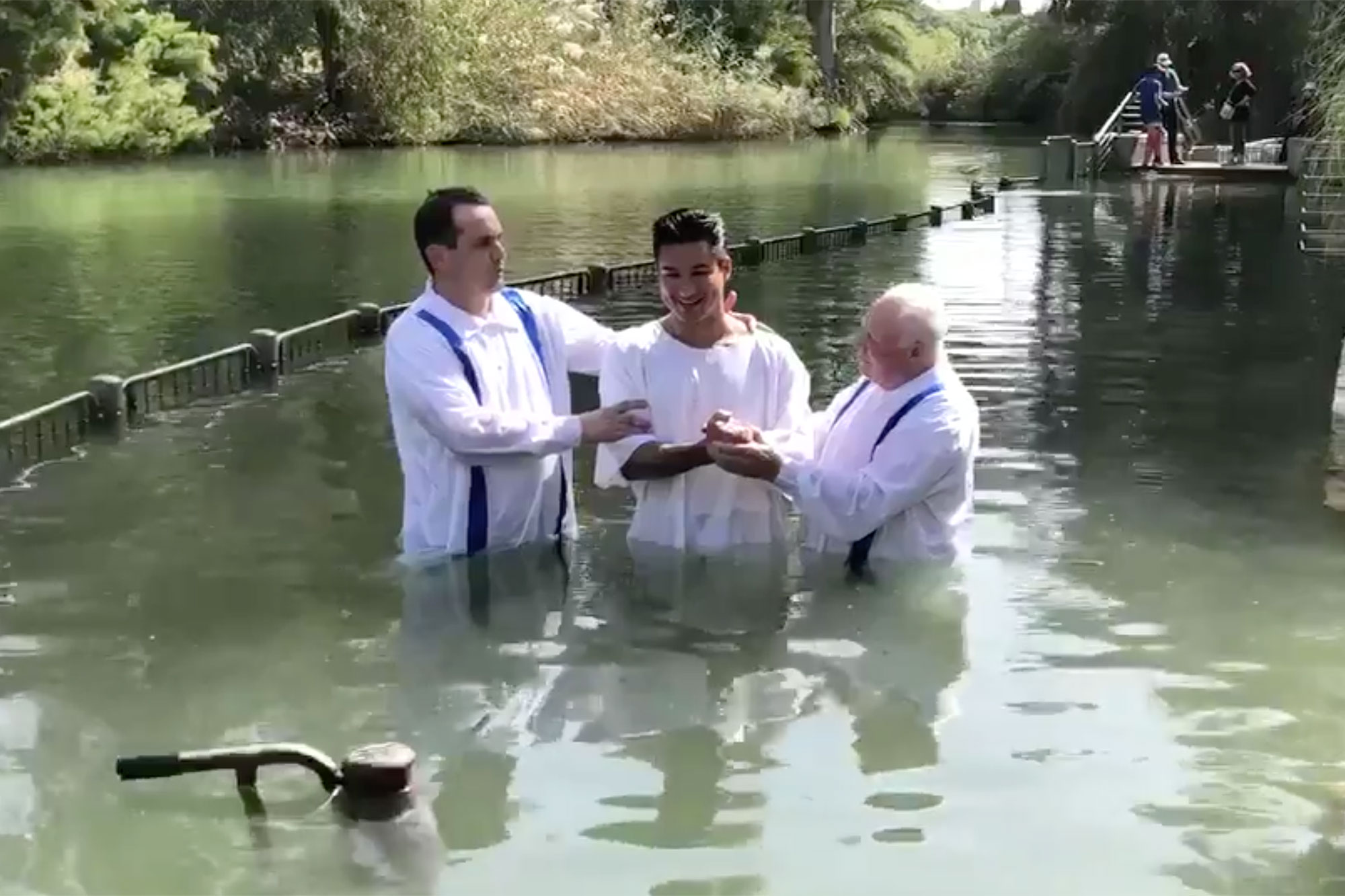 mario-lopez-baptism