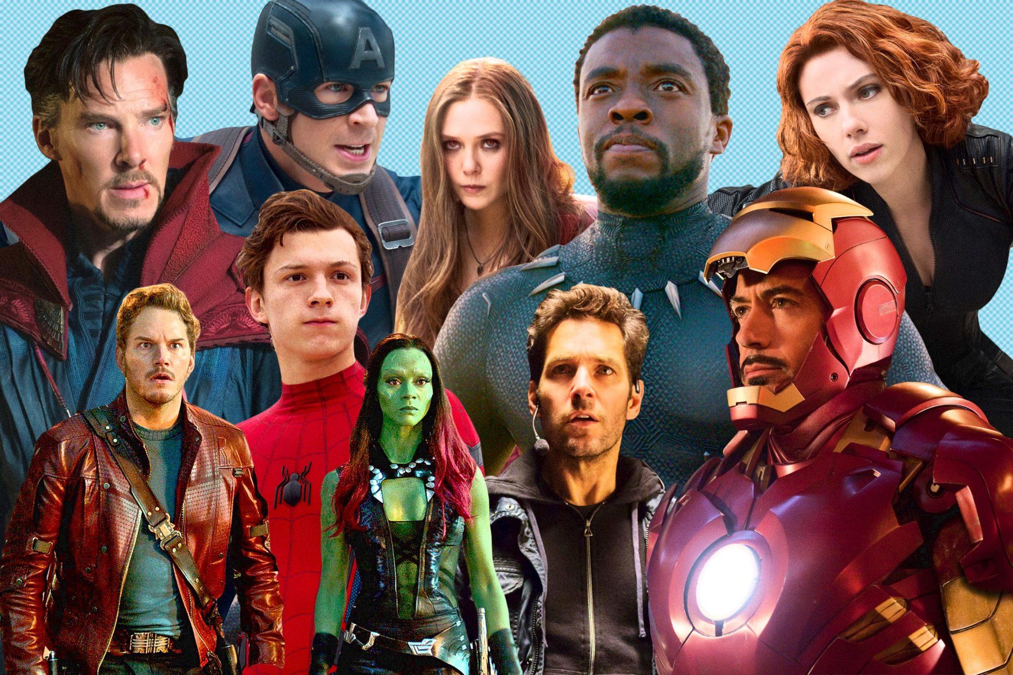 Marvel-movies