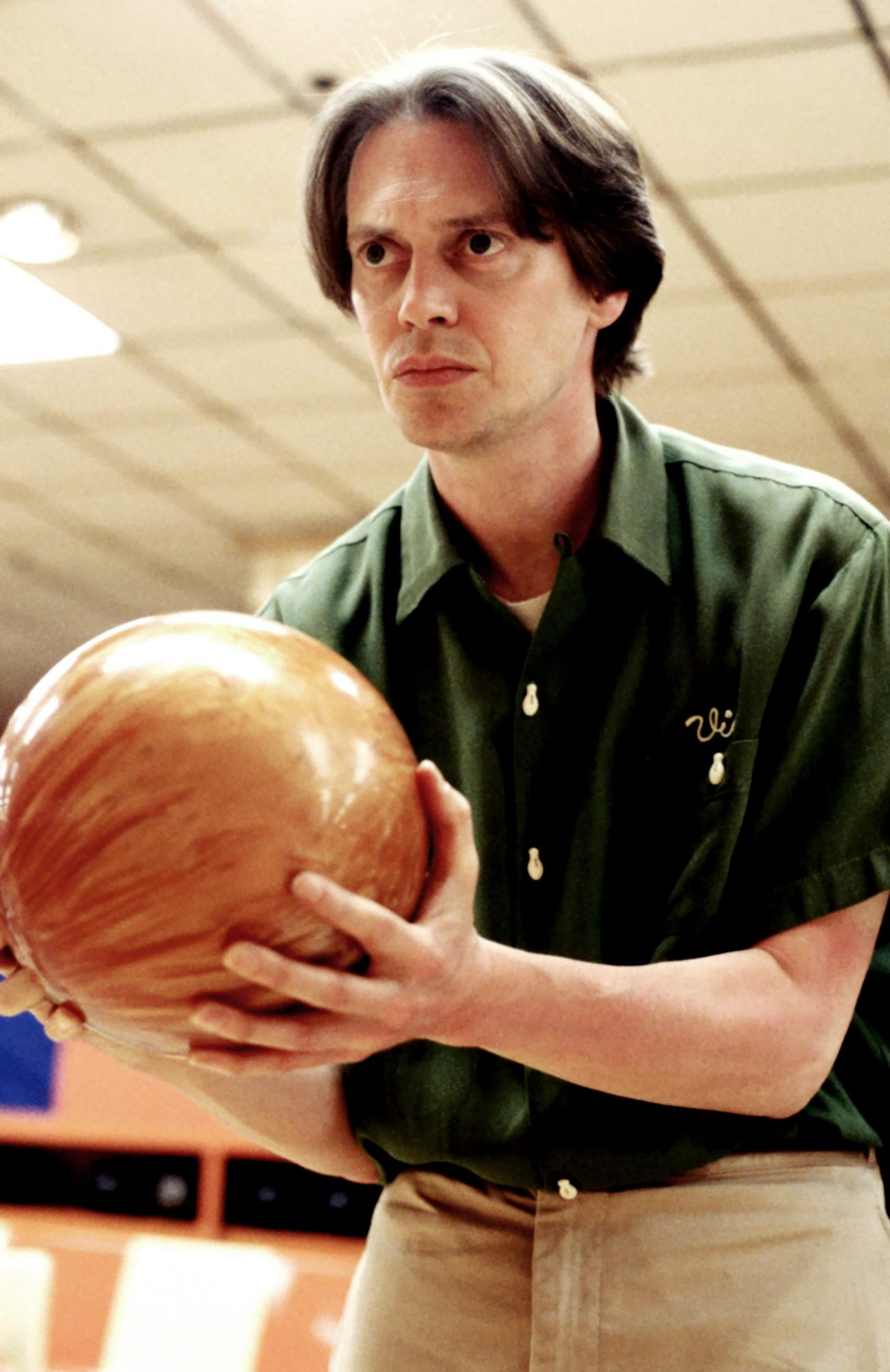 THE BIG LEBOWSKI, Steve Buscemi, 1998, (c) Gramercy Pictures/courtesy Everett Collection