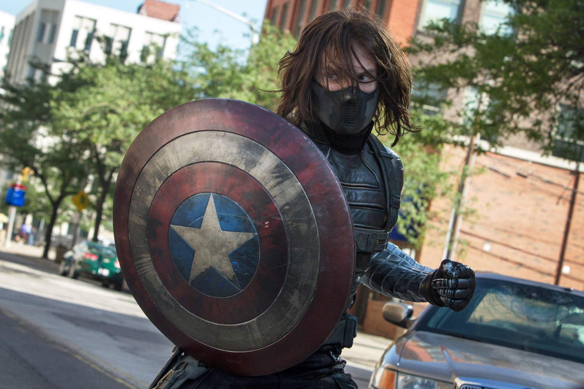 CAPTAIN AMERICA: THE WINTER SOLDIER, Sebastian Stan, 2014. ph: Zade Rosenthal/©Walt Disney Studios M