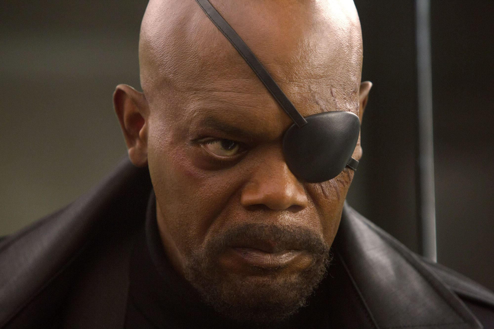 CAPTAIN AMERICA: THE WINTER SOLDIER, Samuel L. Jackson, 2014. ph: Zade Rosenthal/©Walt Disney