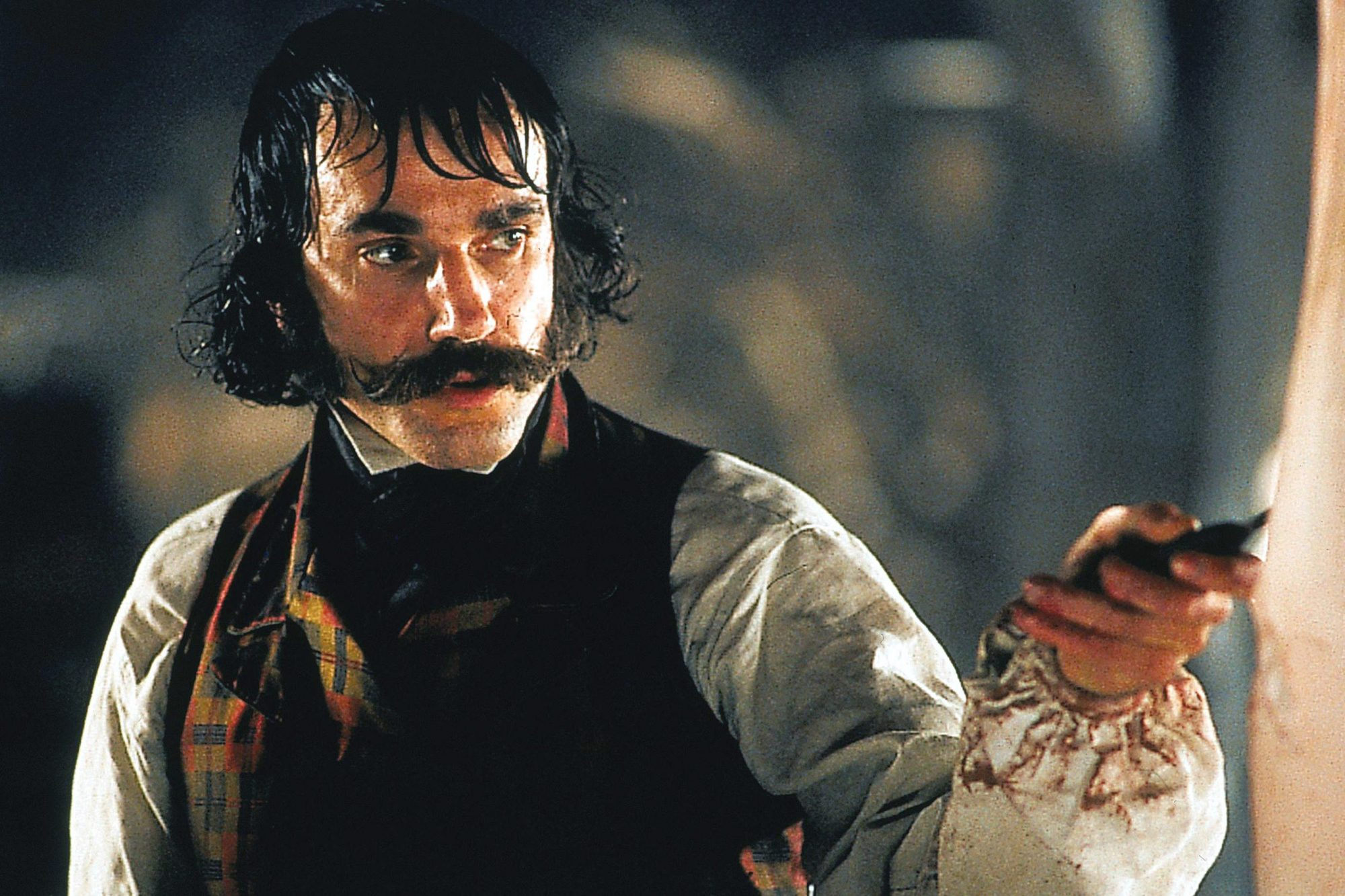 GANGS OF NEW YORK, Daniel Day-Lewis, 2002, (c) Miramax/courtesy Everett Collection
