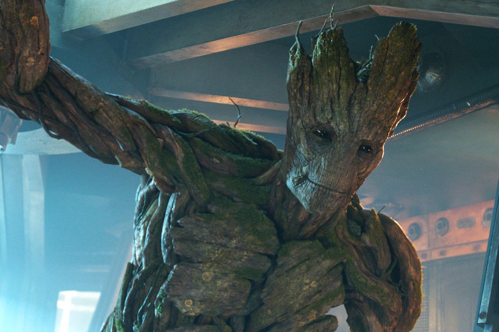 GUARDIANS OF THE GALAXY, Groot (voice: Vin Diesel), 2014. ©Walt Disney Studios Motion