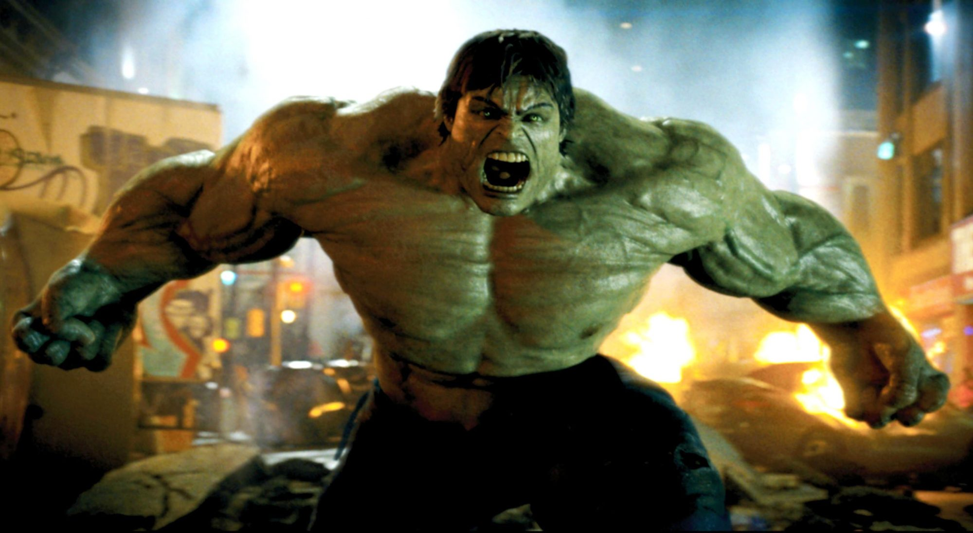 THE INCREDIBLE HULK, 2008. ©Universal/courtesy Everett Collection