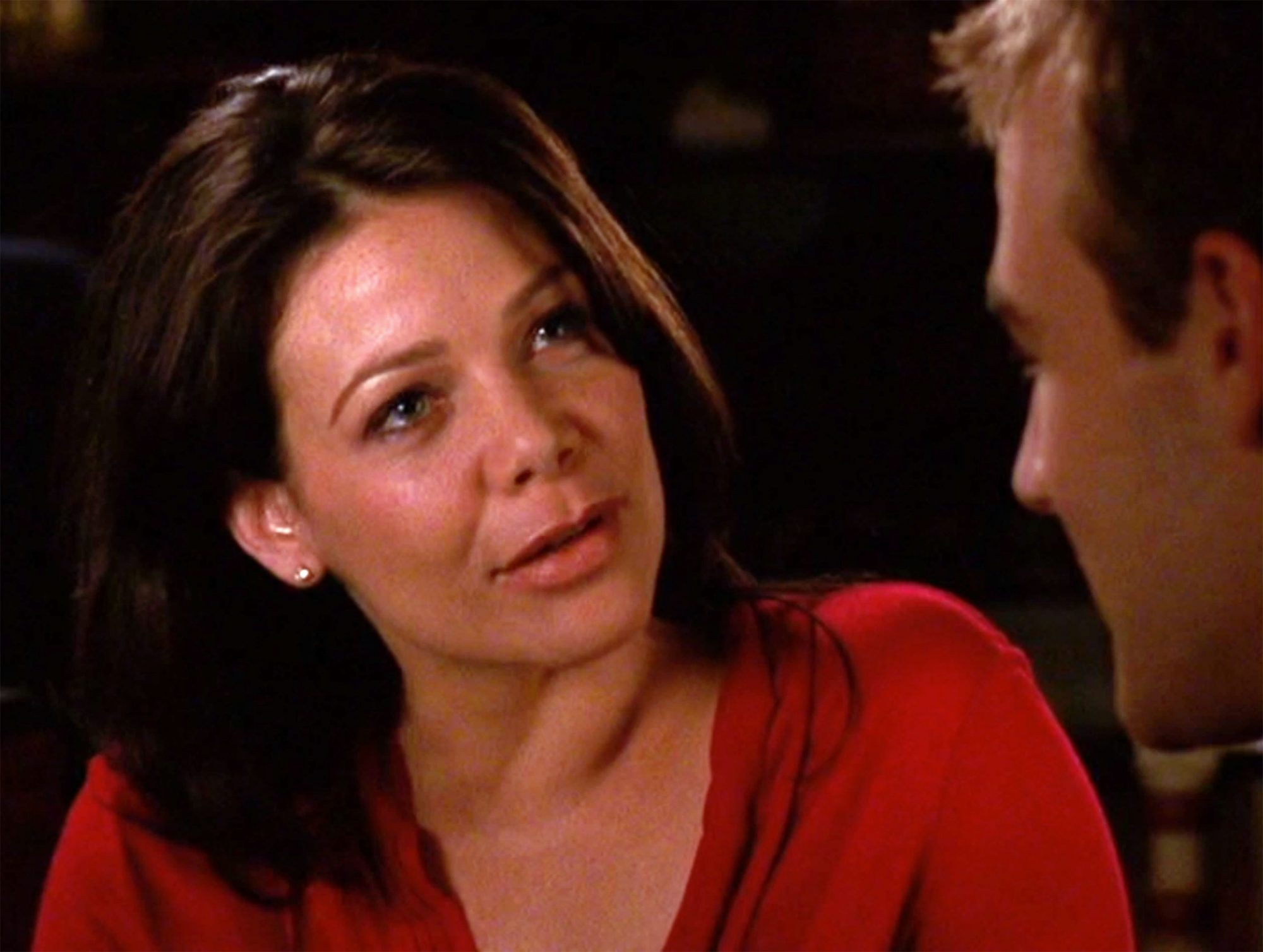 Meredith Salenger: Amy, Season 5