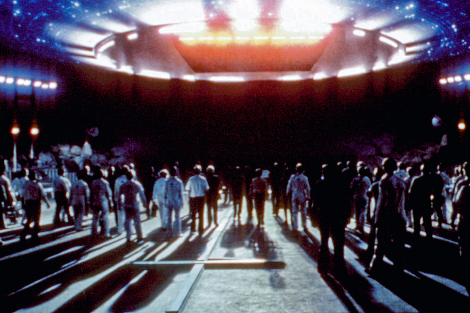 CLOSE ENCOUNTERS OF THE THIRD KIND, 1977. (c)Columbia Pictures. Courtesy: Everett Collection.