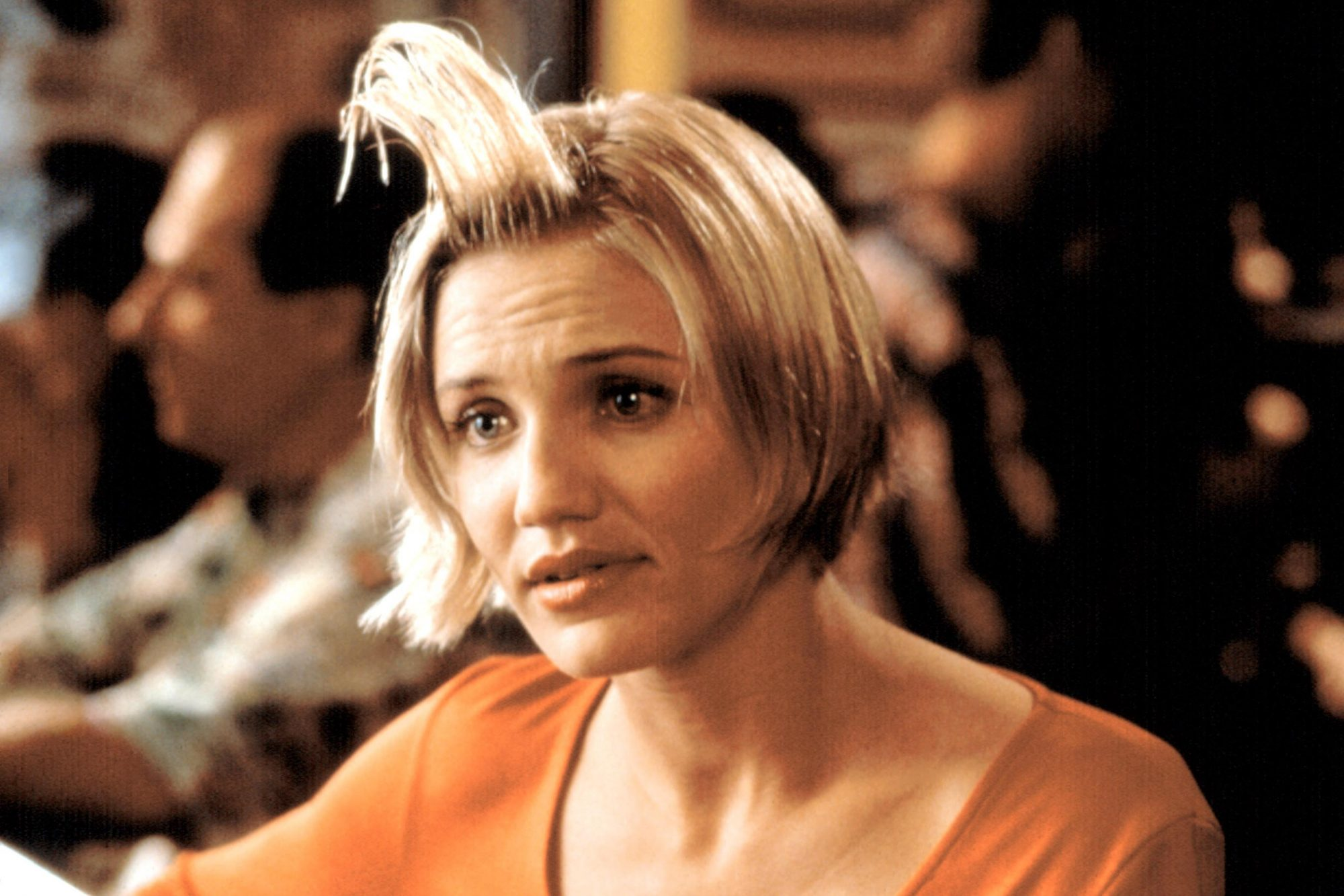 THERE'S SOMETHING ABOUT MARY, Cameron Diaz, 1998. TM and Copyright ©20th Century Fox Film Corp. All