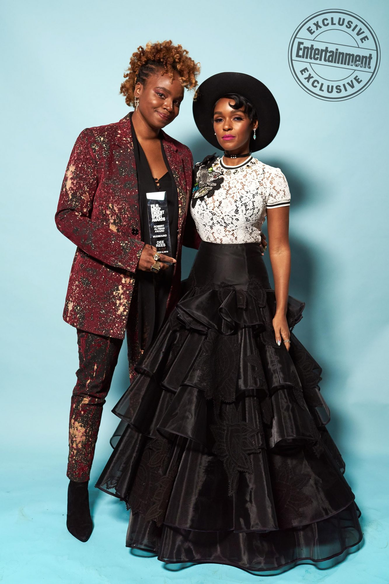 Dee Rees and Janelle Monae