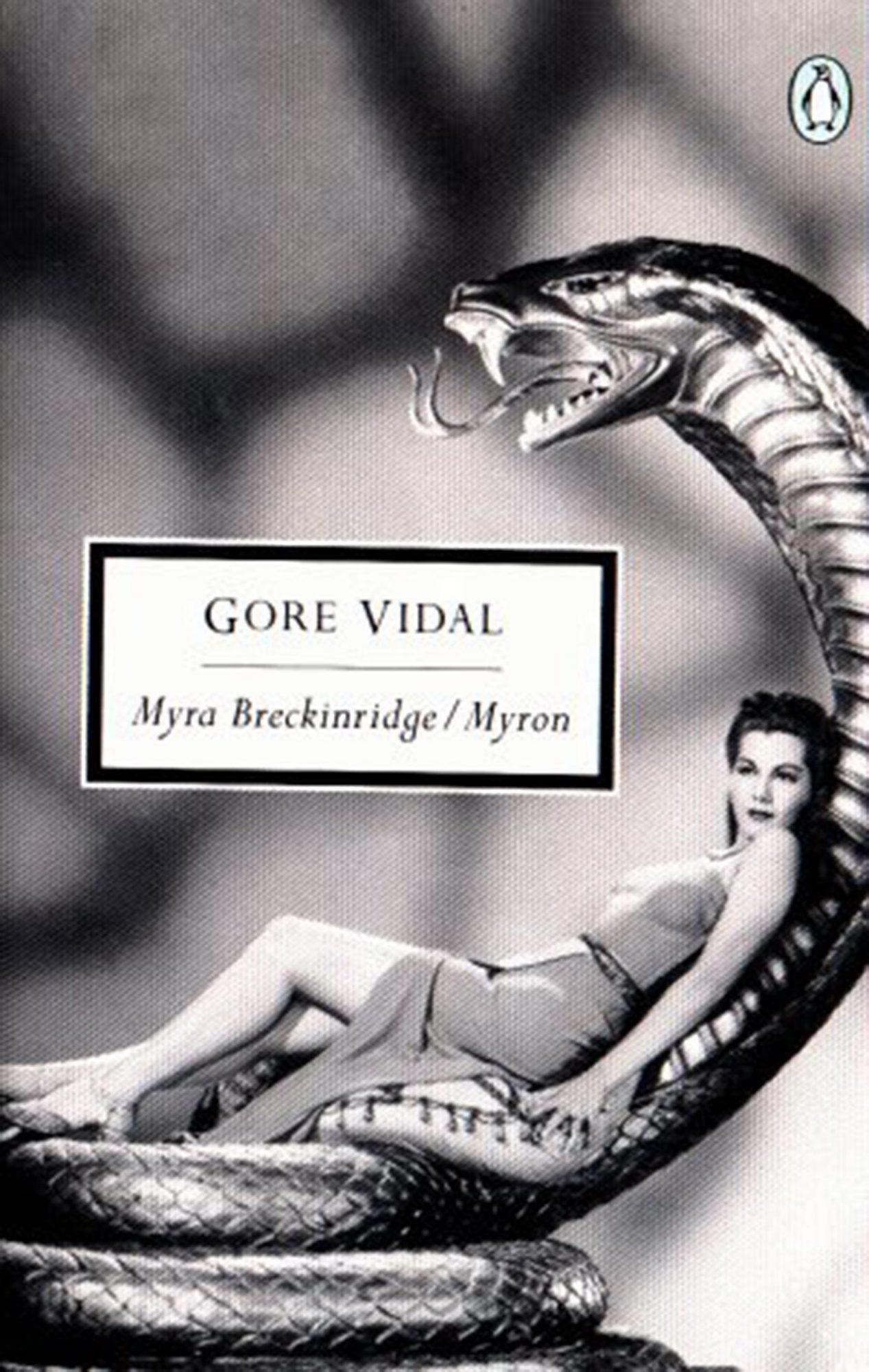 Myra Breckinridge, by Gore Vidal