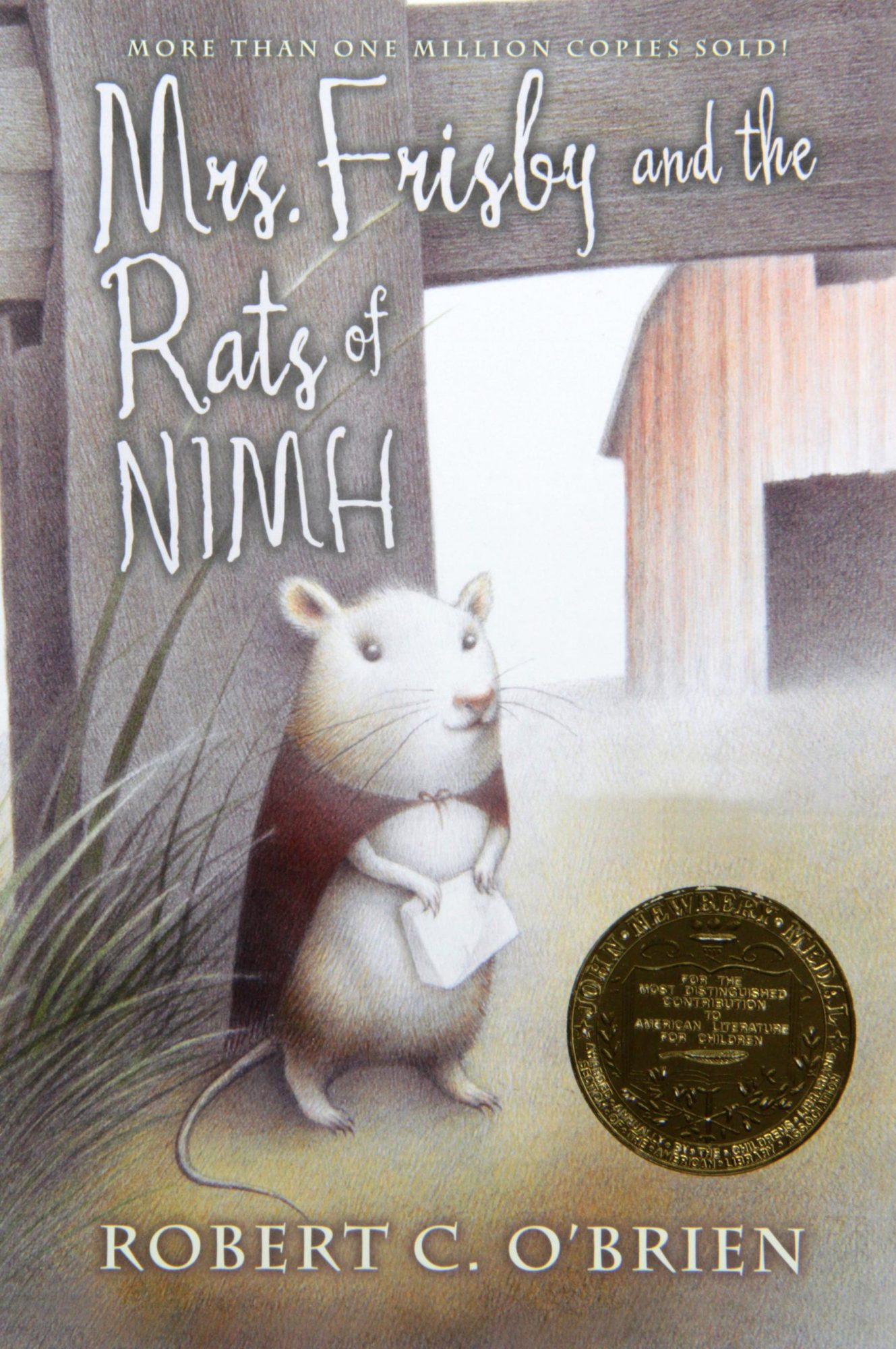 Mrs. Frisby and the Rats of NIMHby Robert C. O'Brien