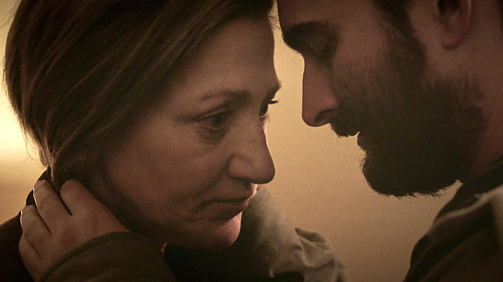 Outside In (2018) Edie Falco and Jay Duplass CR: The Orchard
