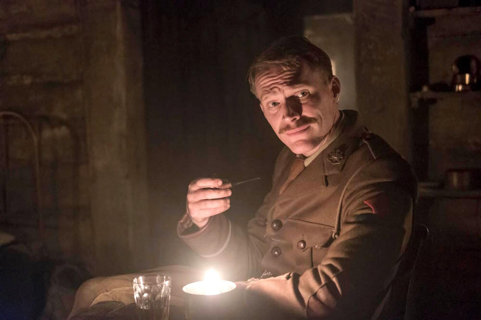 Journey's End (2018)Paul BettanyCR: Nick Wall/Good Deed Entertainment