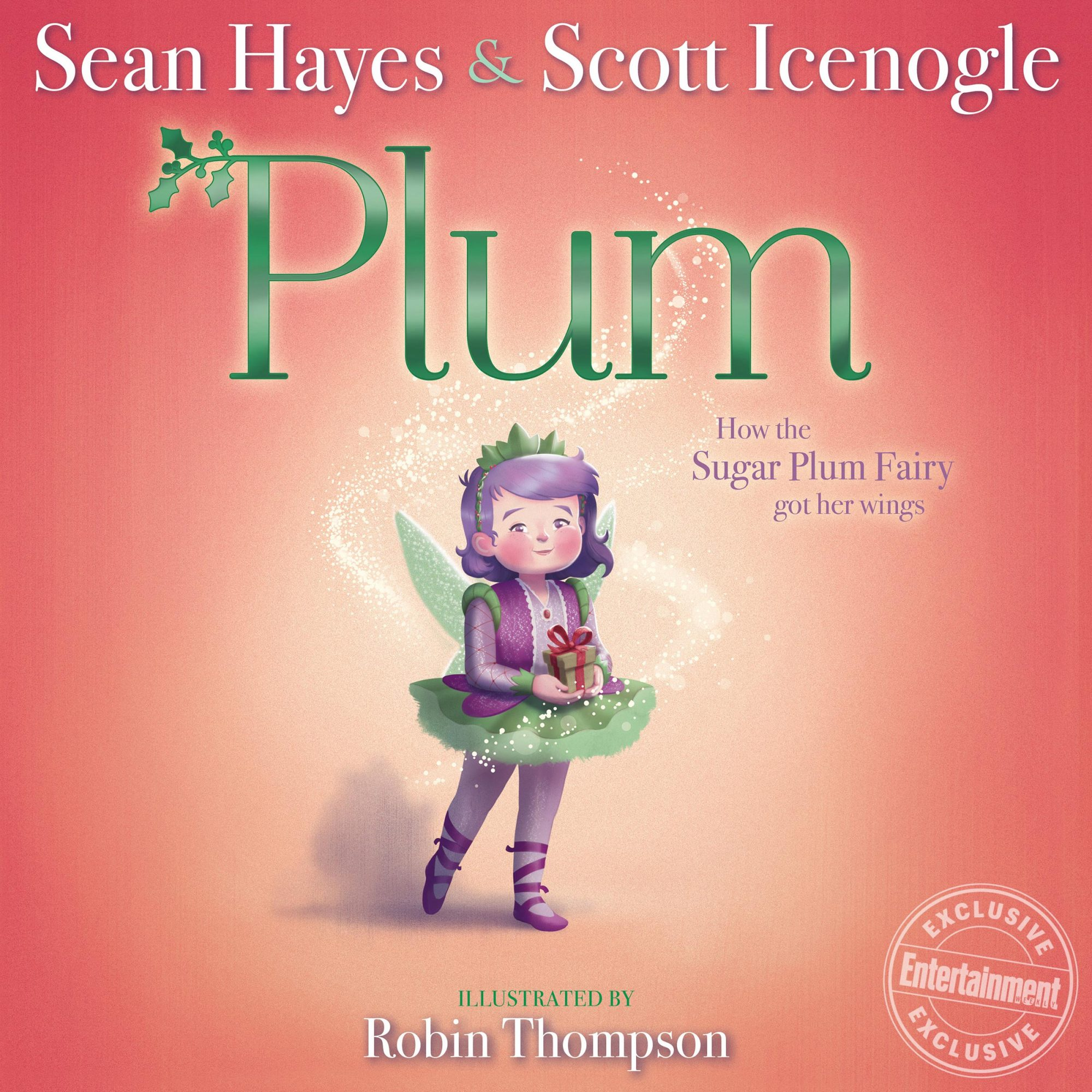 Plum by Sean Hayes and Scott Icenogle CR: Simon & Schuster