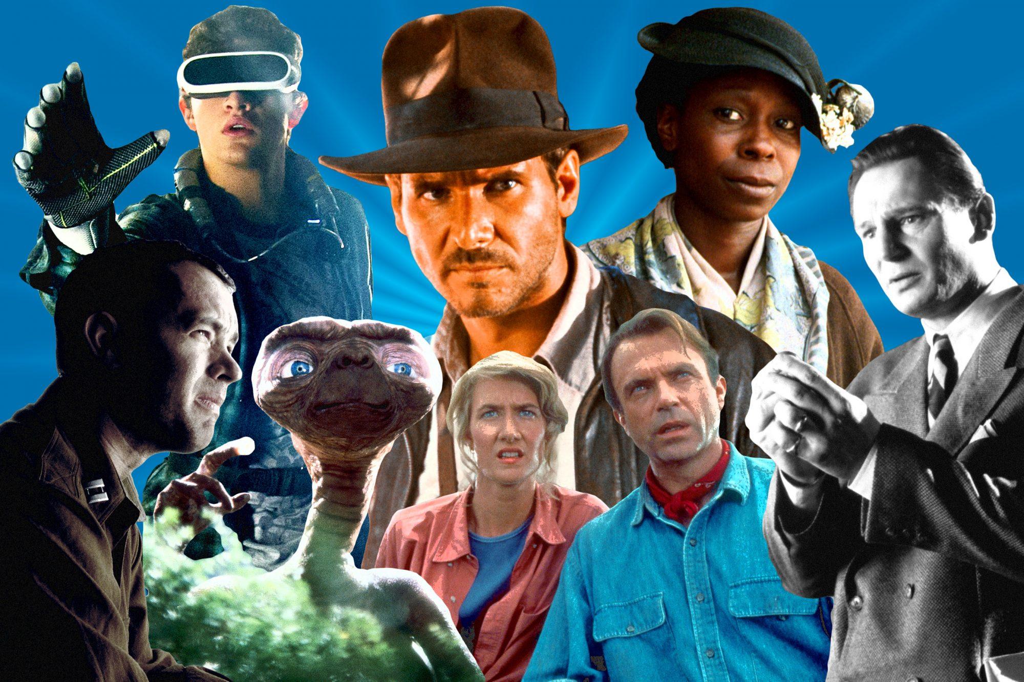 Ranking-Spielberg