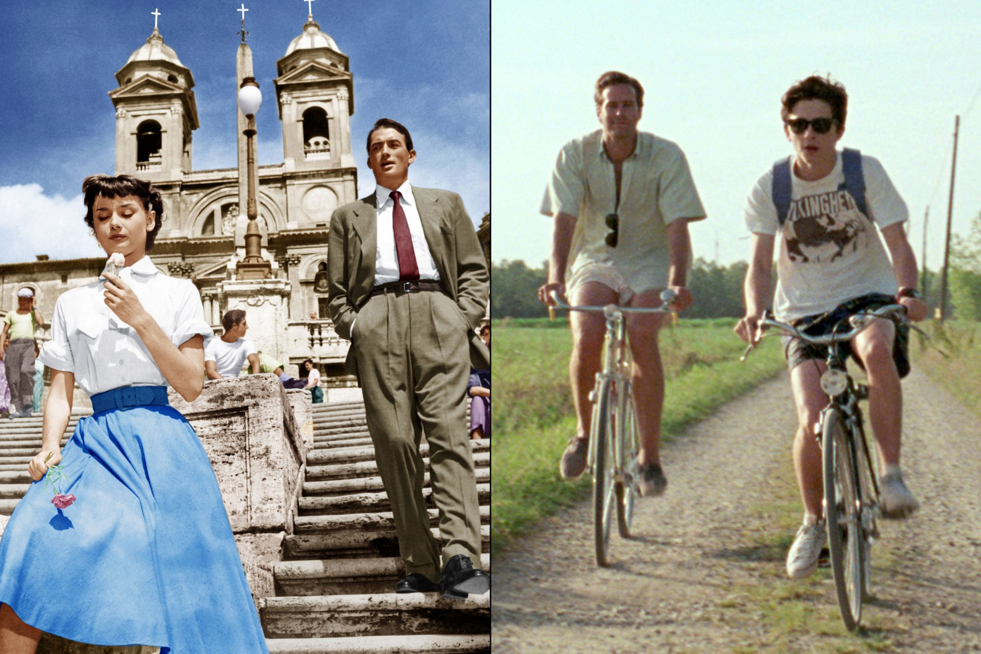 Roman Holiday_Call Me By Your Name