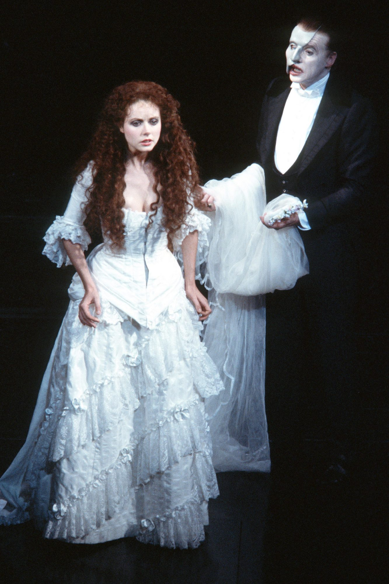 """Phantom of the Opera"" Musical, London, Britain - 09 Oct 1986"