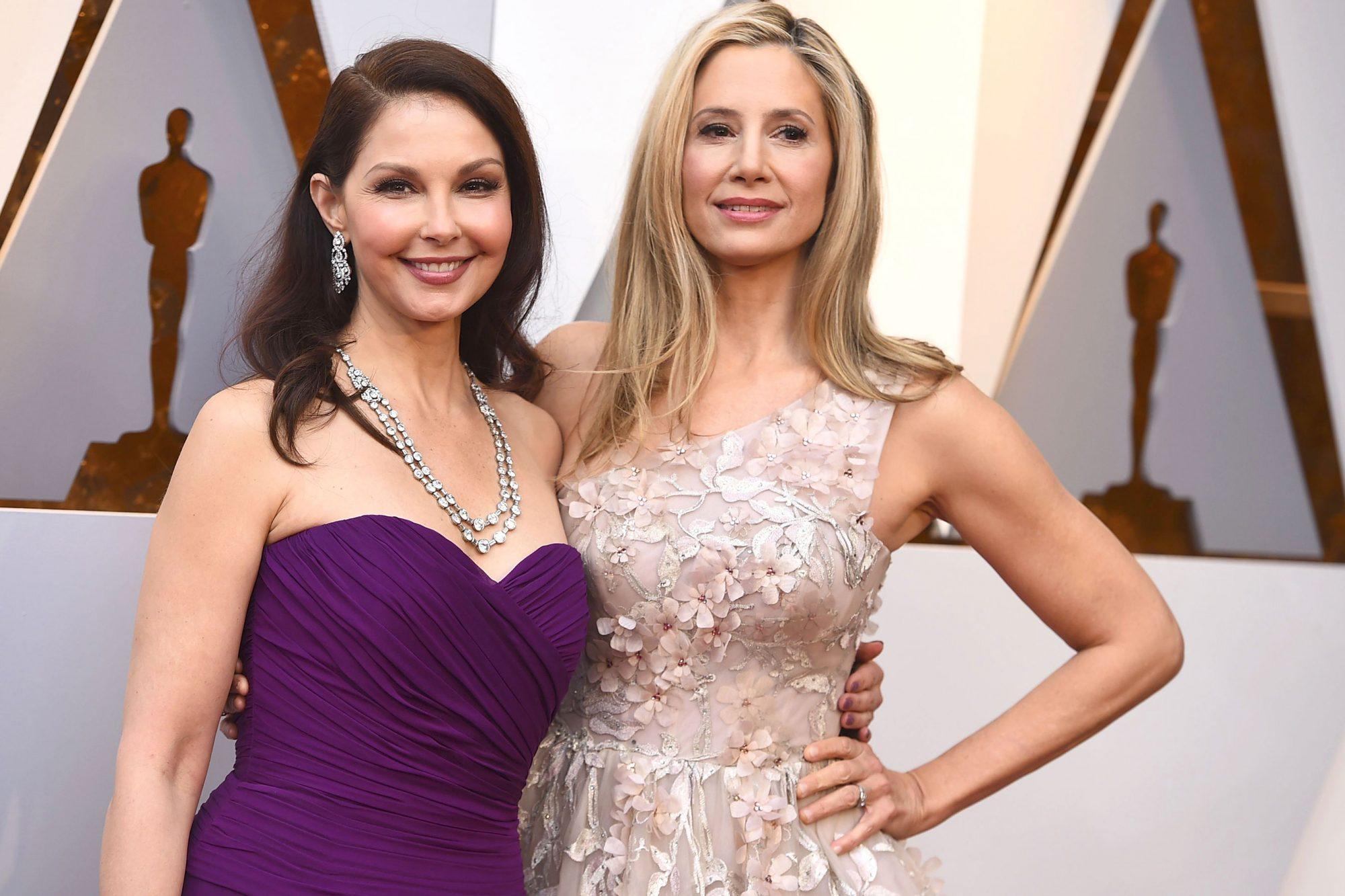 90th Academy Awards - Arrivals, Los Angeles, USA - 04 Mar 2018