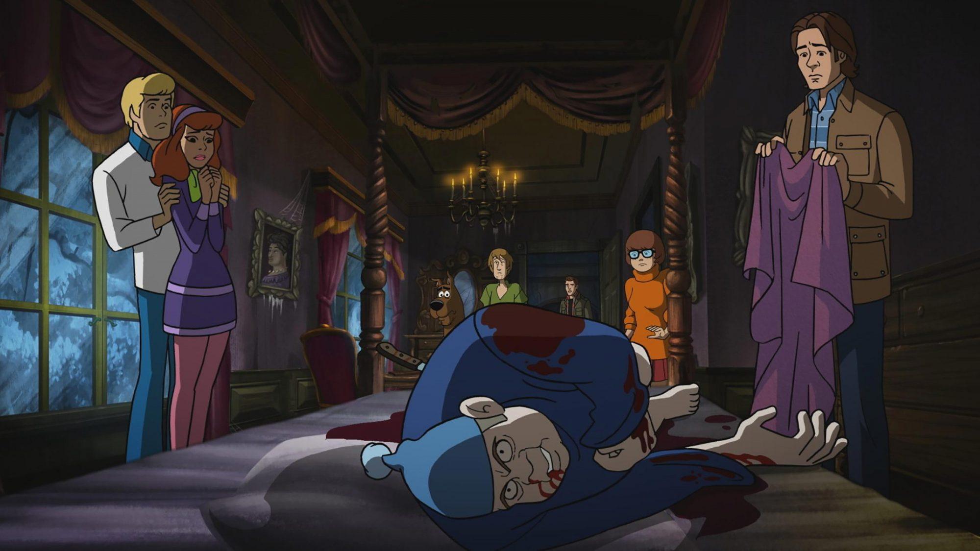 Scoobynatural